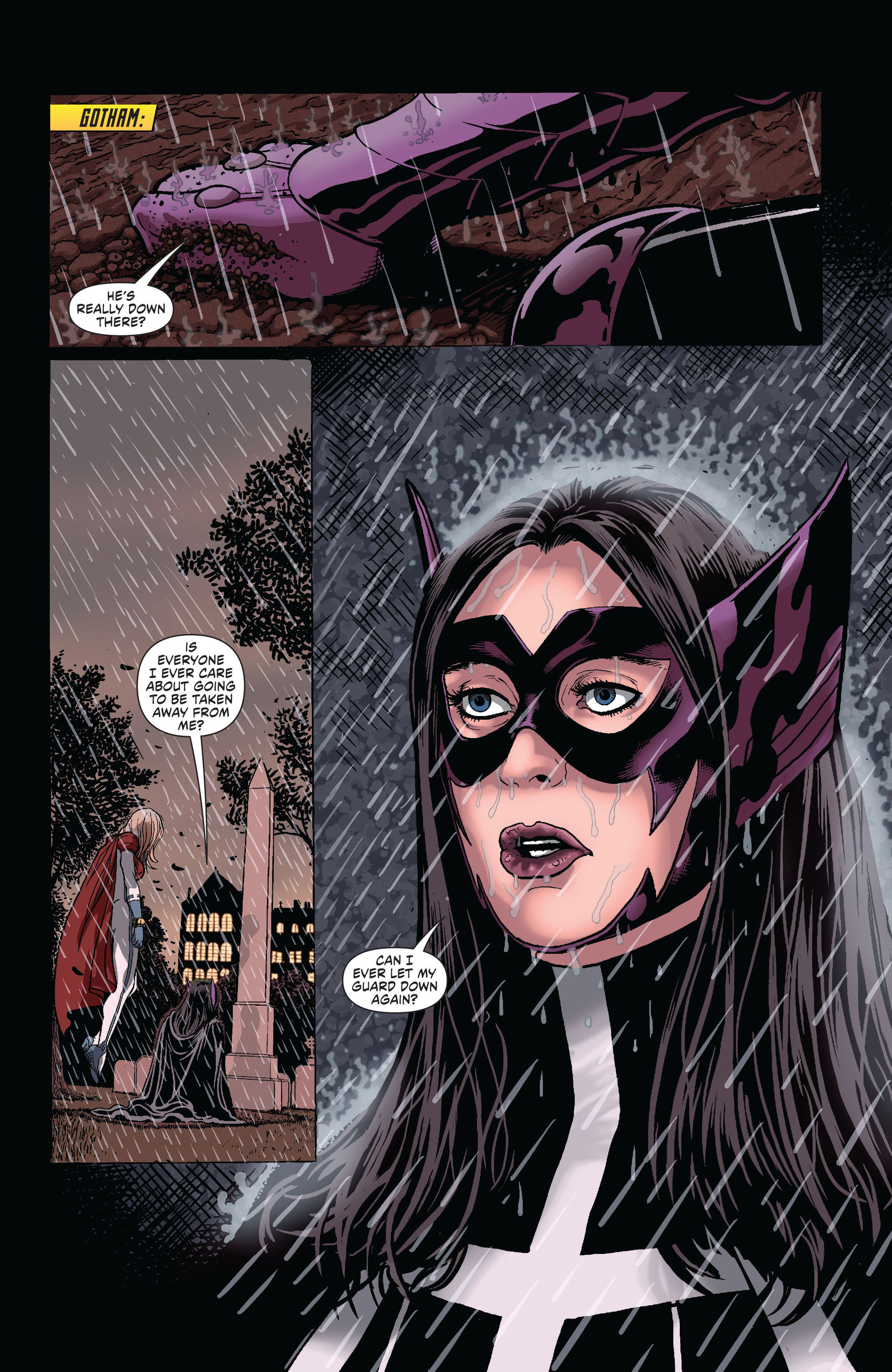 Read online Worlds' Finest comic -  Issue #10 - 12