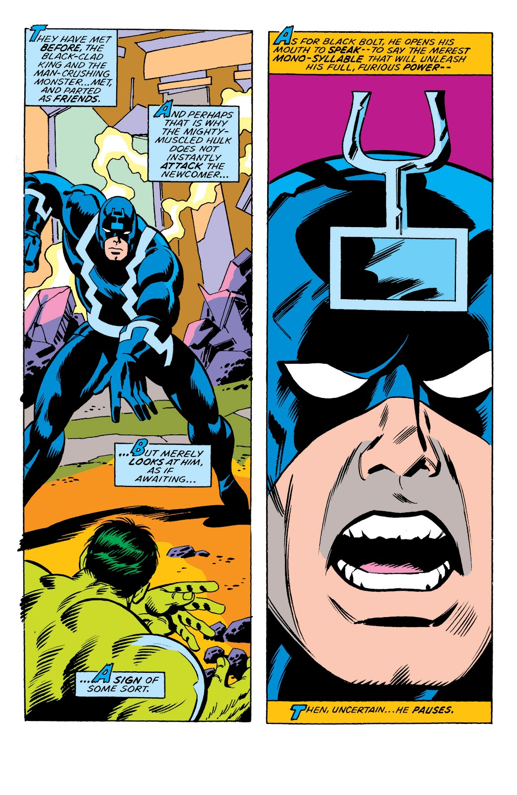 Read online Marvel Masterworks: The Incredible Hulk comic -  Issue # TPB 10 (Part 2) - 2