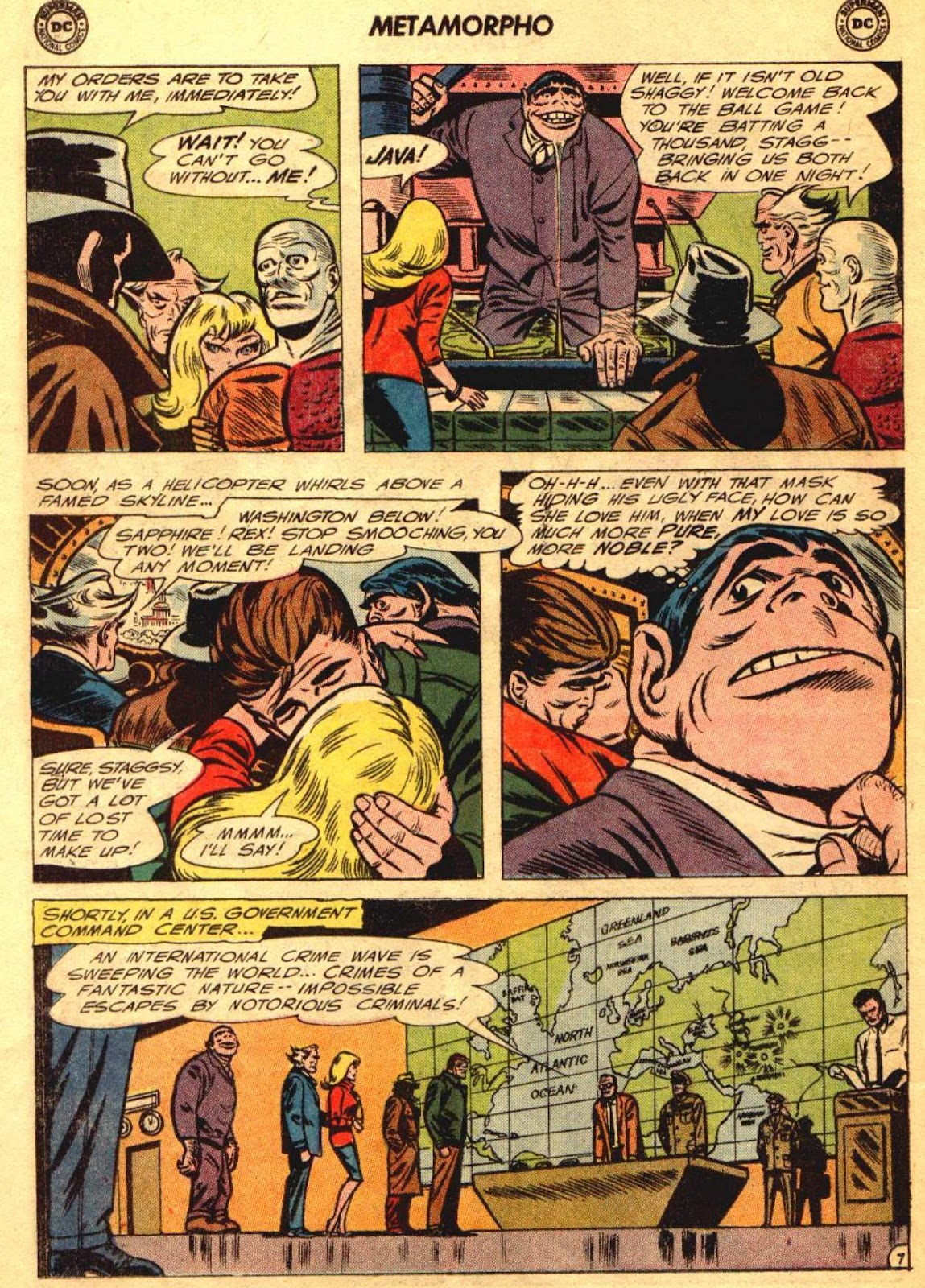 Metamorpho (1965) issue 2 - Page 9