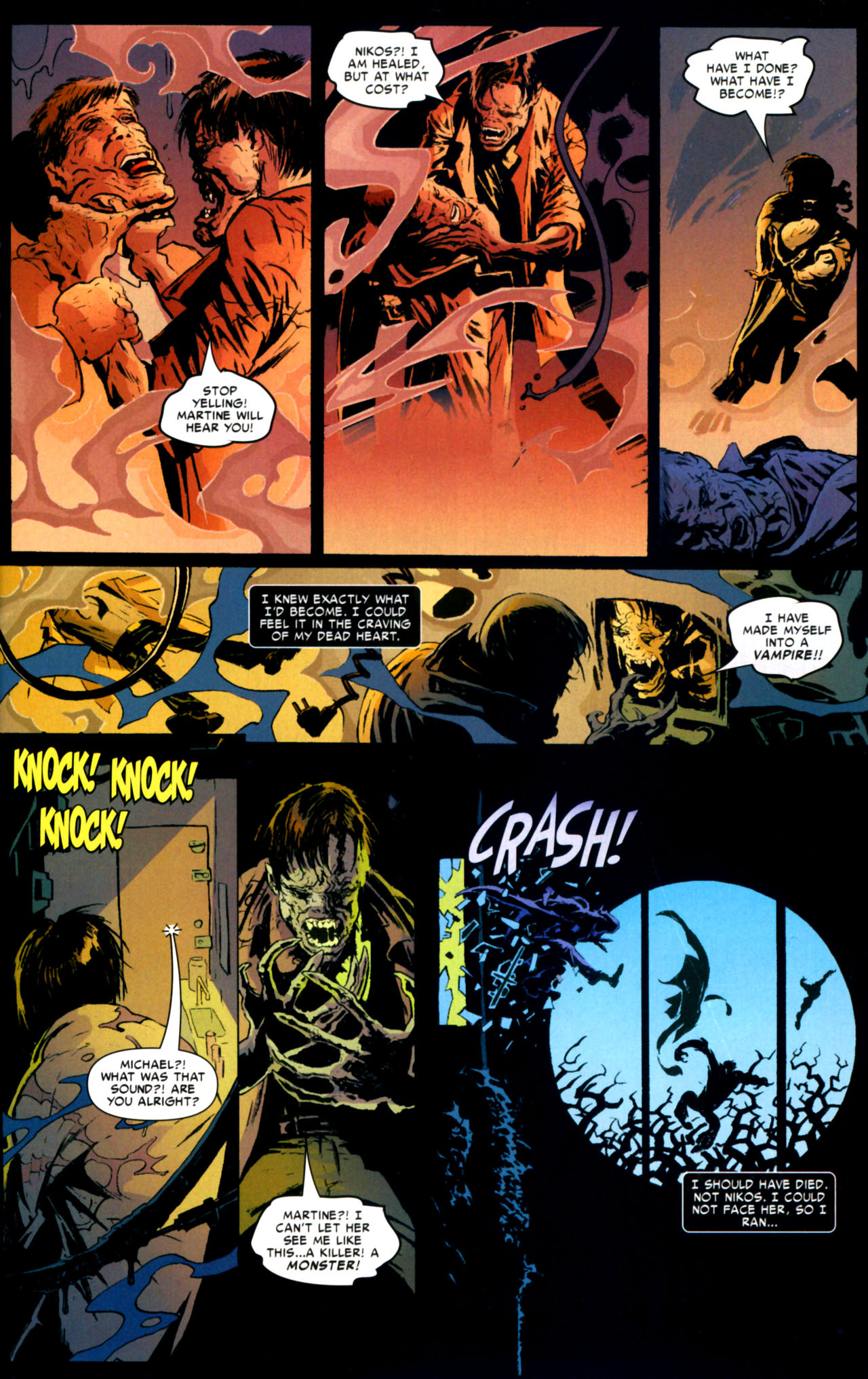 Read online Amazing Fantasy (2004) comic -  Issue #17 - 31