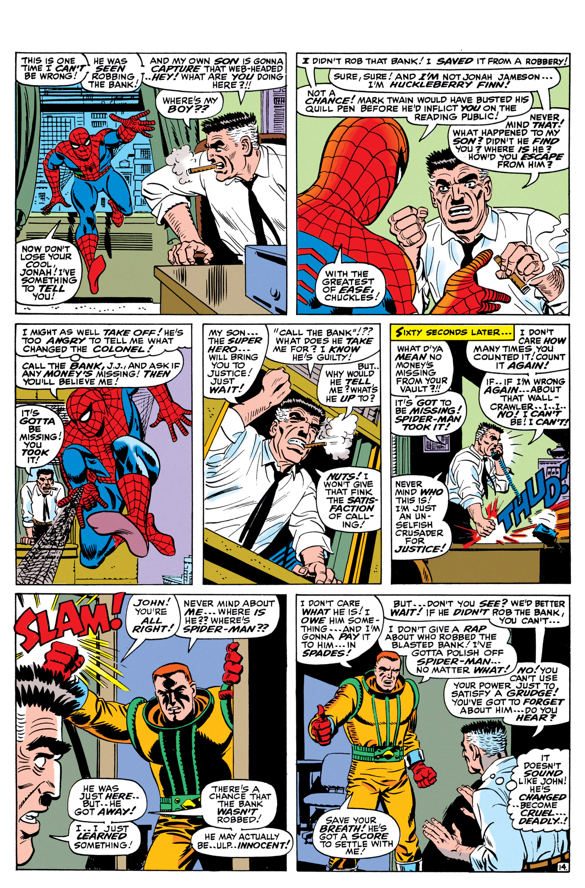 The Amazing Spider-Man (1963) 42 Page 14