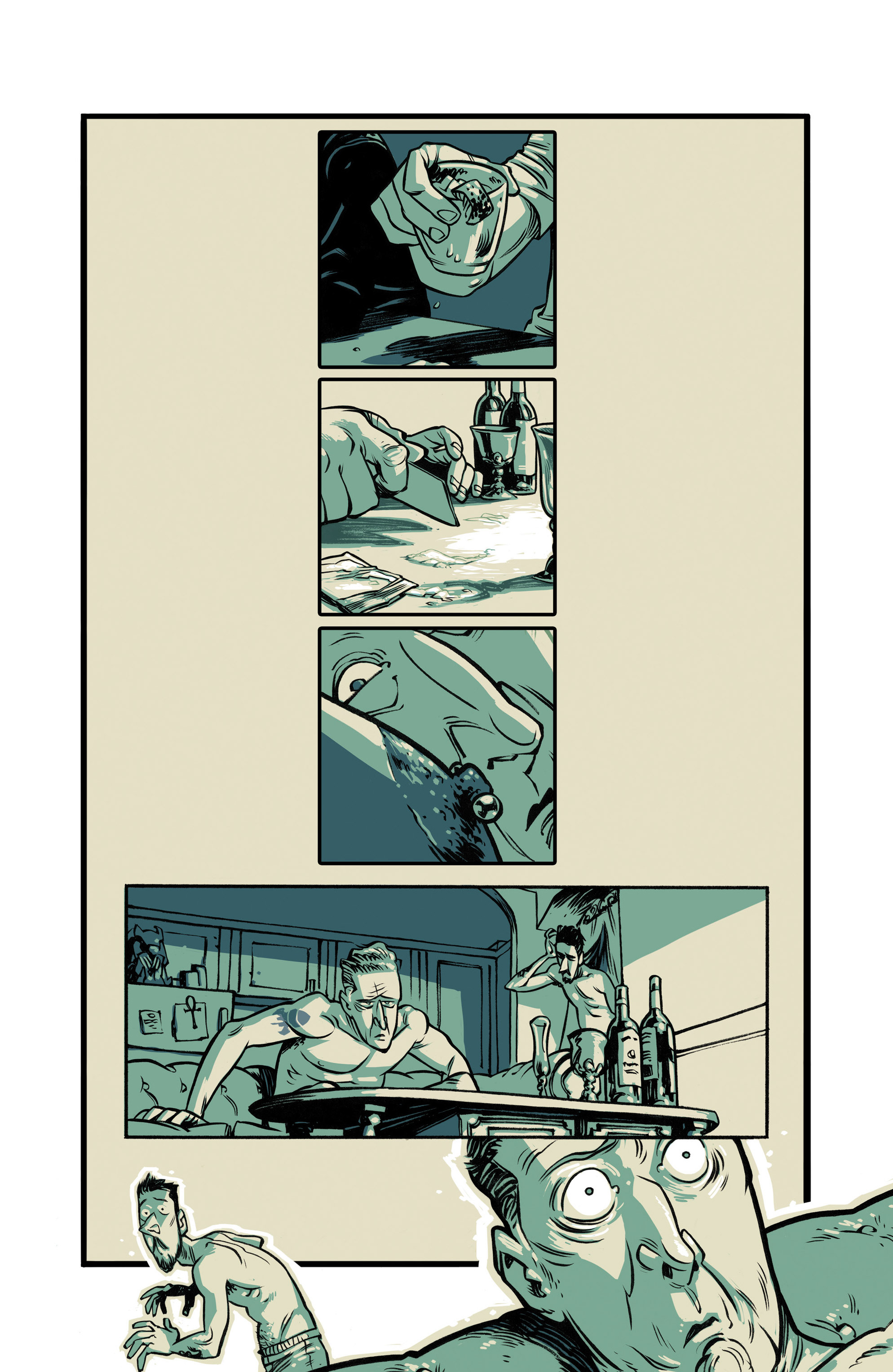 Read online Airboy comic -  Issue #2 - 4