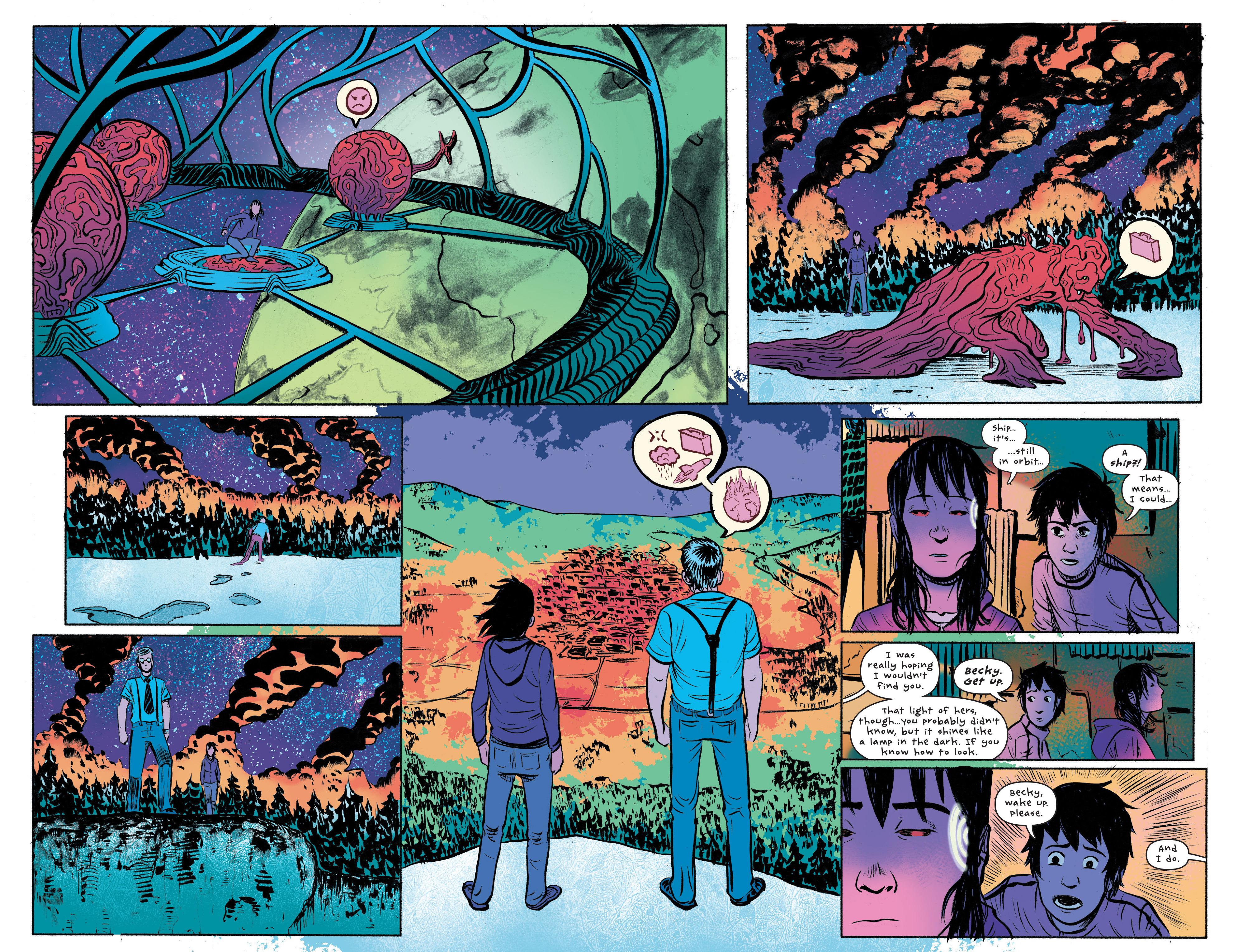Read online UFOlogy comic -  Issue #4 - 21