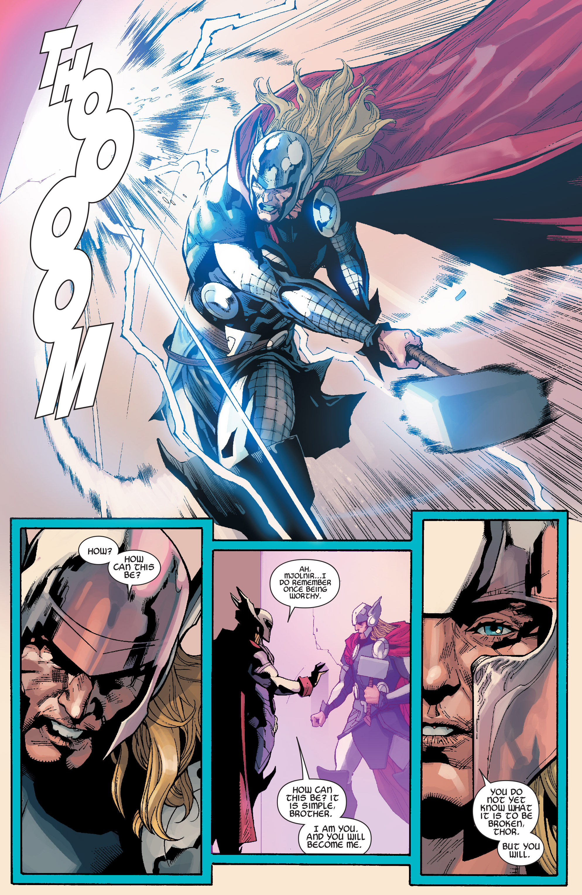 Read online Avengers (2013) comic -  Issue #31 - 16