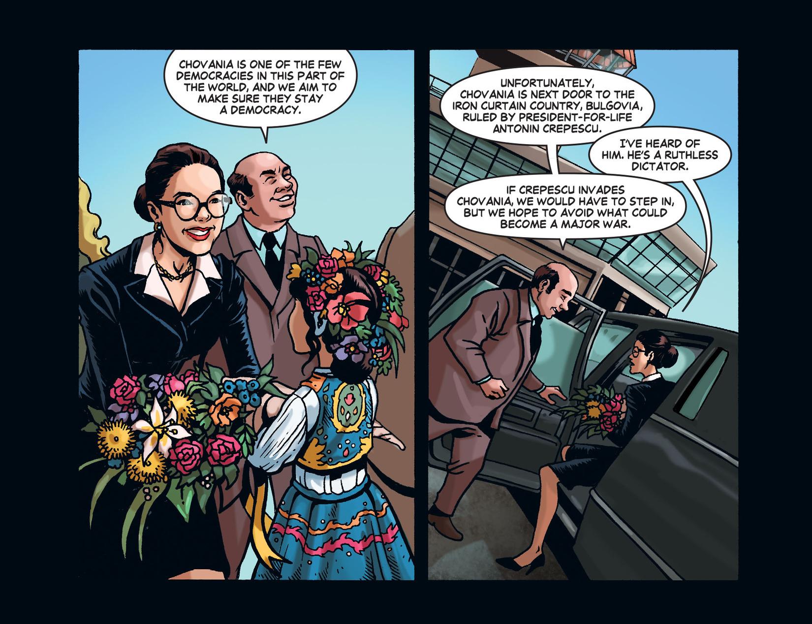 Read online Wonder Woman '77 [I] comic -  Issue #25 - 4