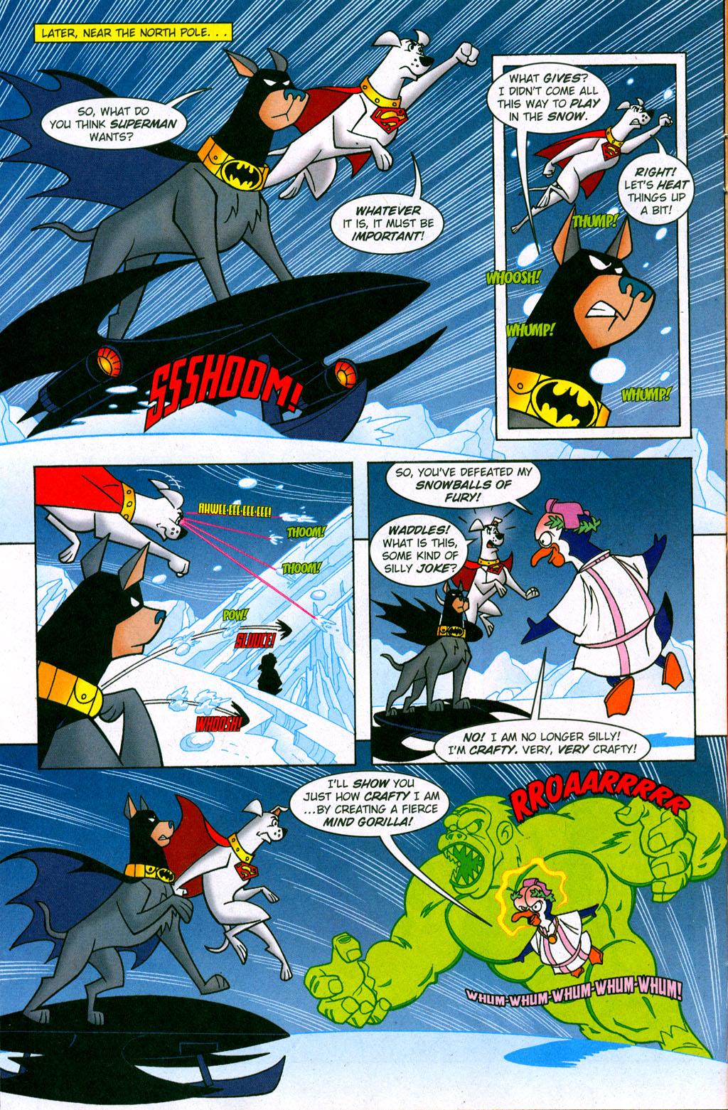 Read online Krypto the Superdog comic -  Issue #3 - 17