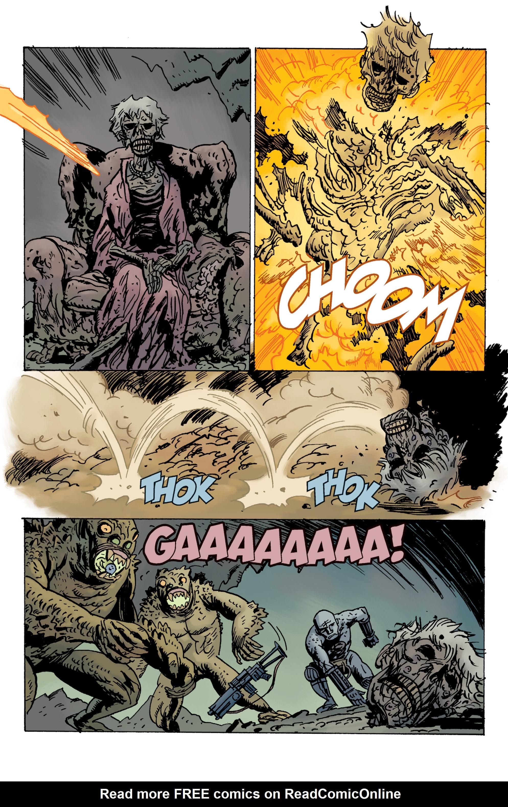 Read online B.P.R.D. (2003) comic -  Issue # TPB 12 - 27