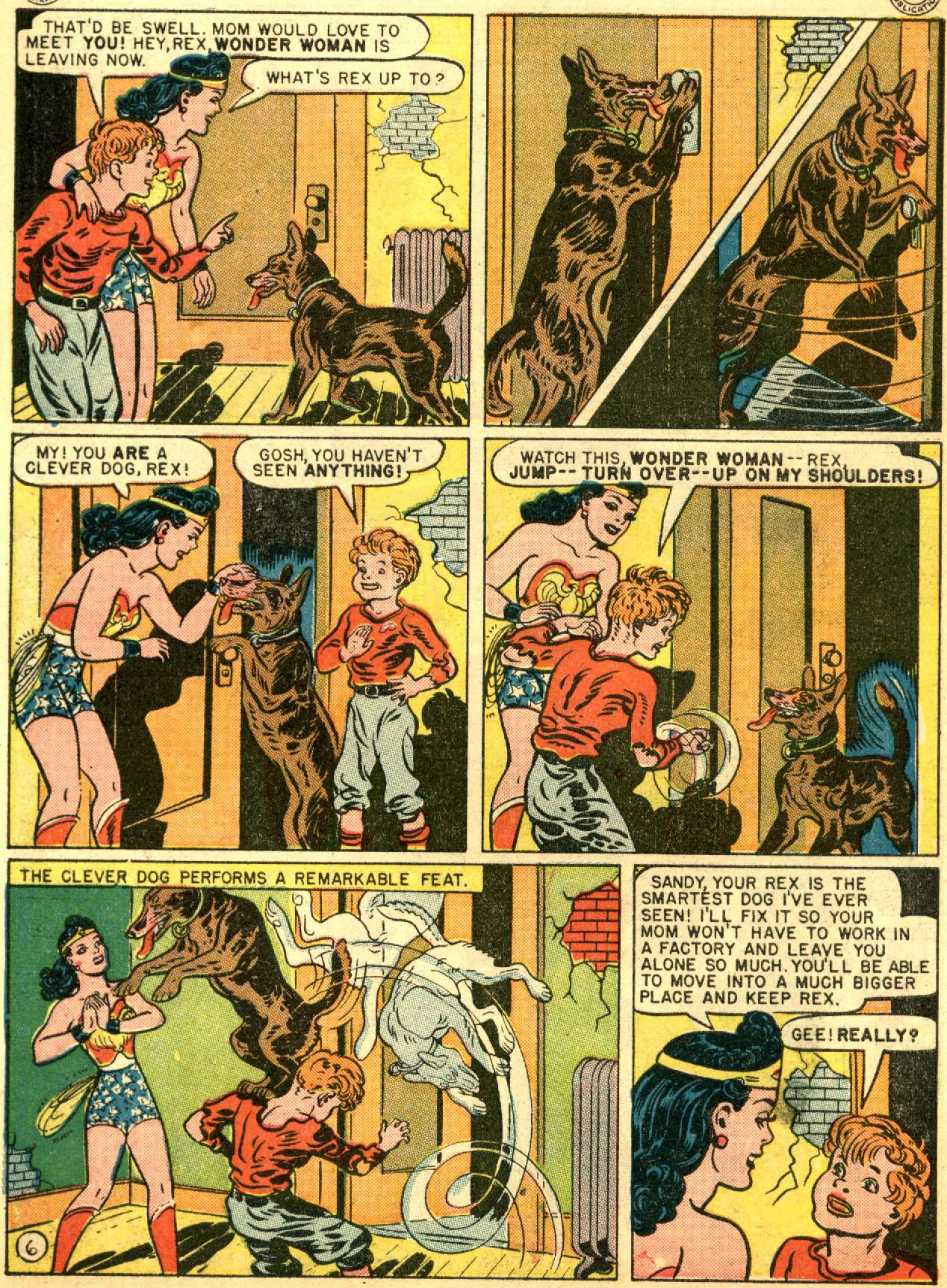Read online Sensation (Mystery) Comics comic -  Issue #53 - 8