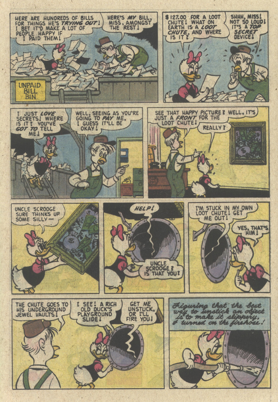 Read online Uncle Scrooge (1953) comic -  Issue #227 - 21