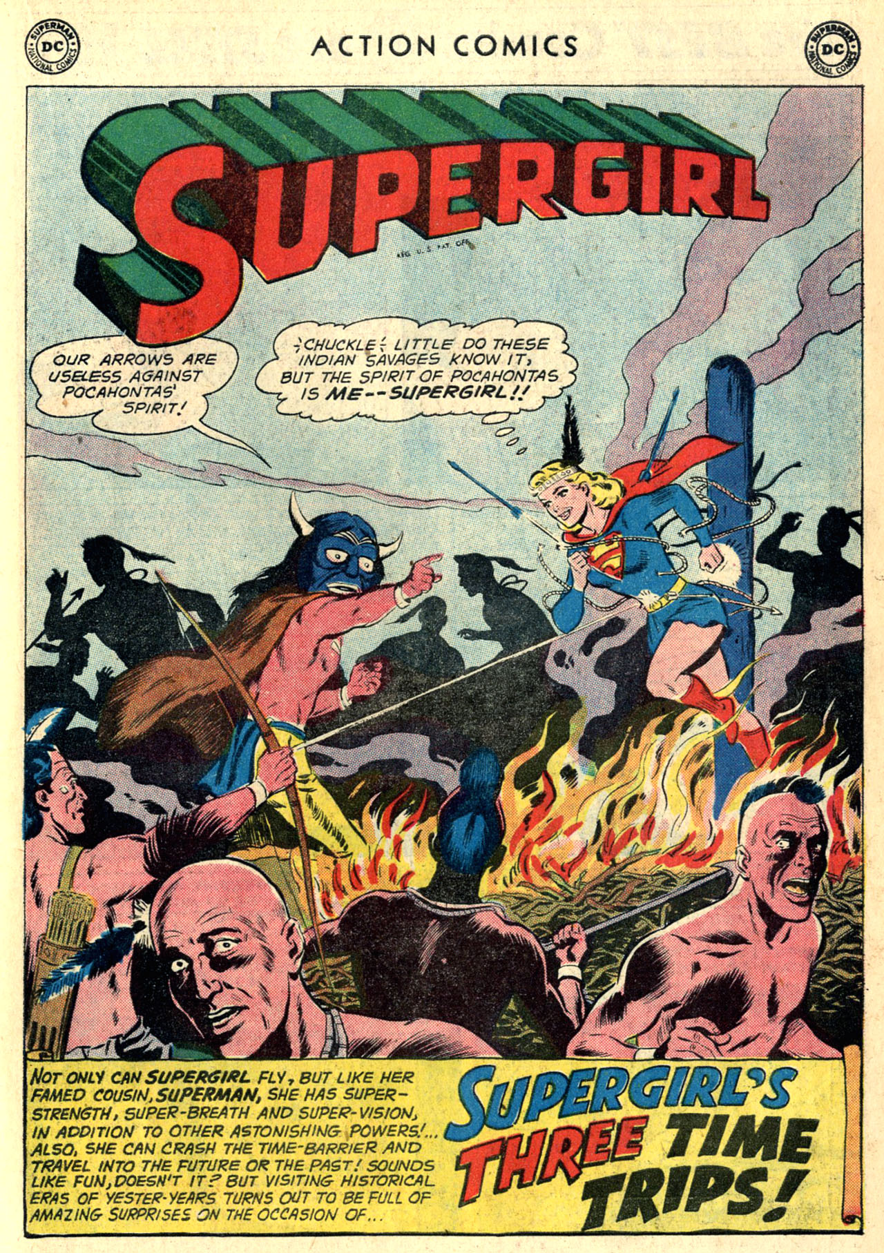 Read online Action Comics (1938) comic -  Issue #274 - 19