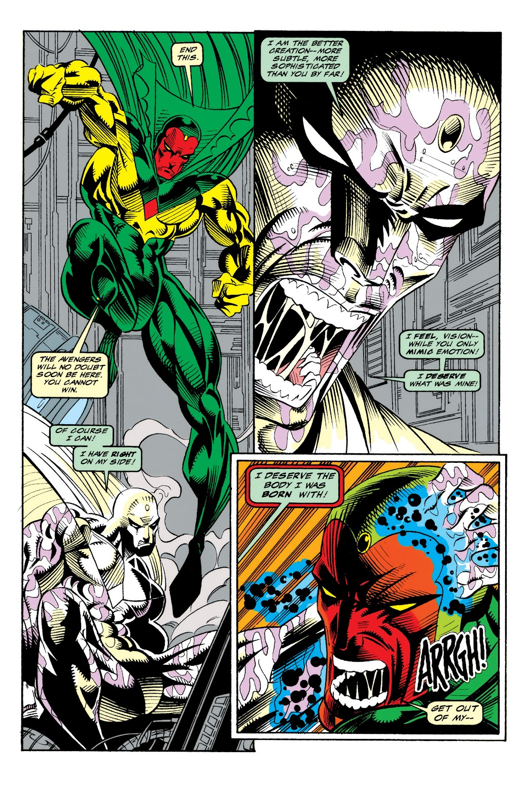 Read online The Vision comic -  Issue #4 - 16