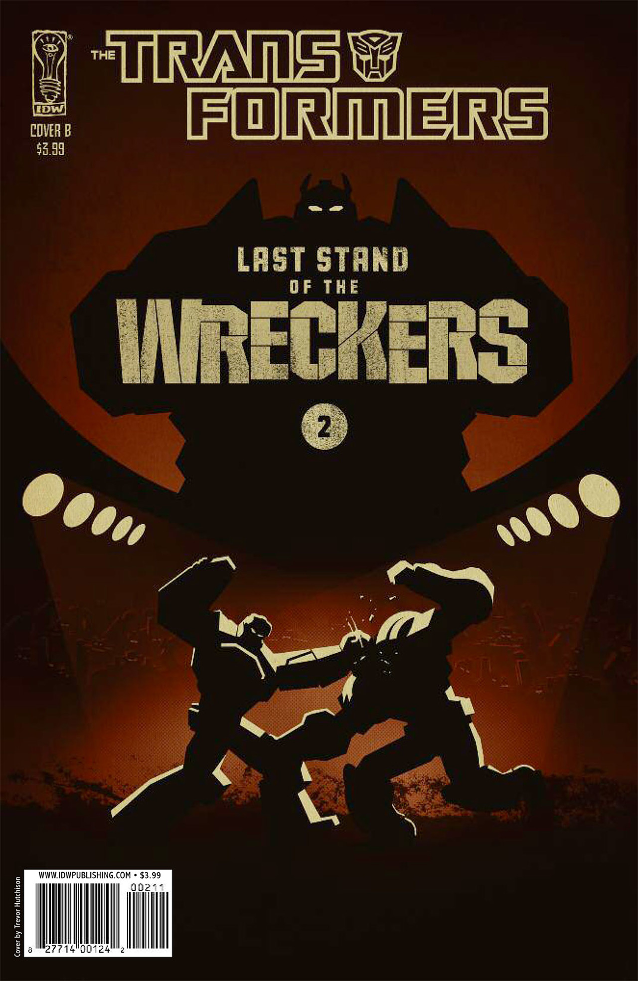 Read online Transformers: Last Stand of The Wreckers comic -  Issue #2 - 2