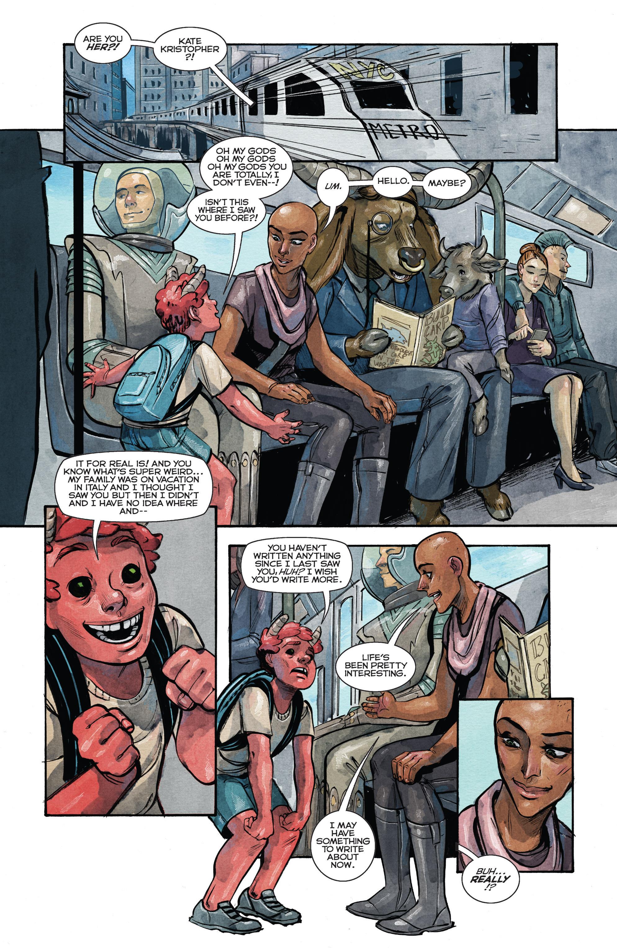 Read online Shutter comic -  Issue #23 - 11