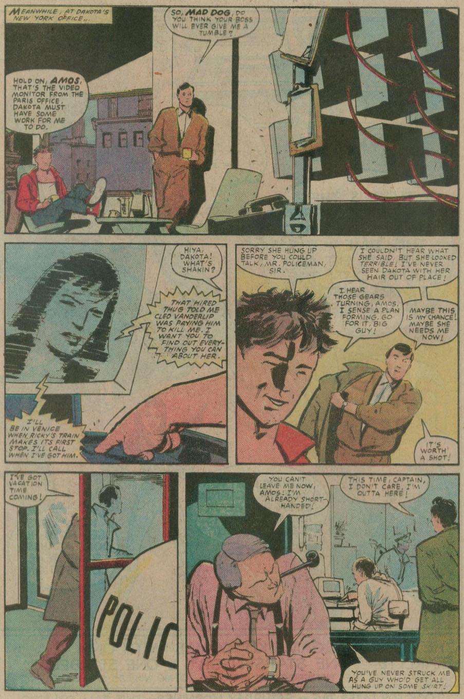 Read online Dakota North comic -  Issue #4 - 6