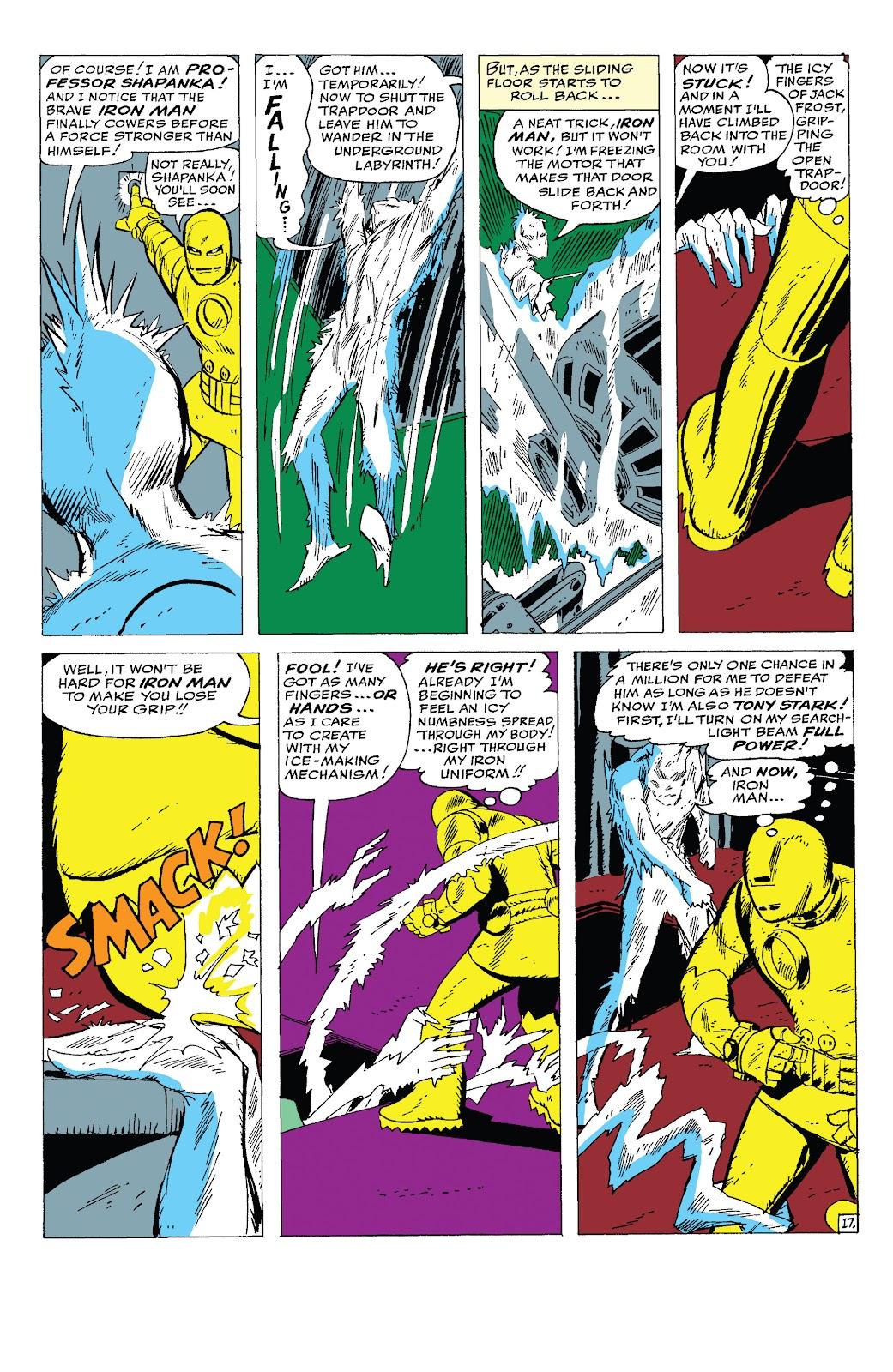 Read online Marvel Tales: Iron Man comic -  Issue # Full - 36