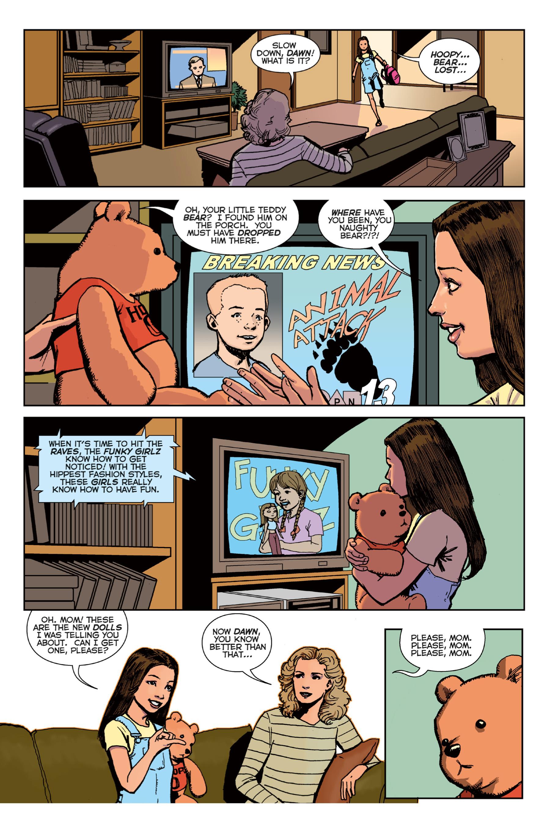 Read online Buffy the Vampire Slayer: Omnibus comic -  Issue # TPB 1 - 203