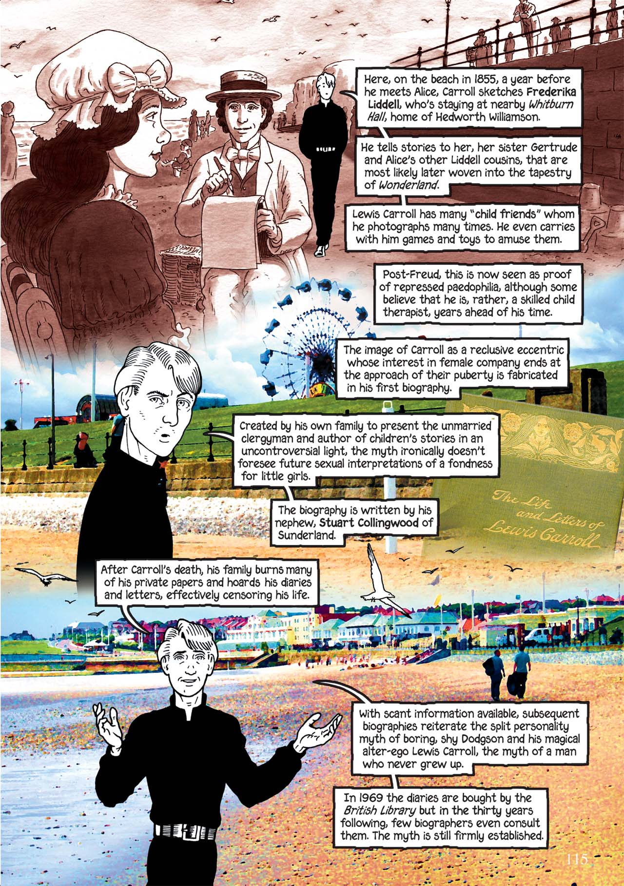 Read online Alice in Sunderland comic -  Issue # Full - 119