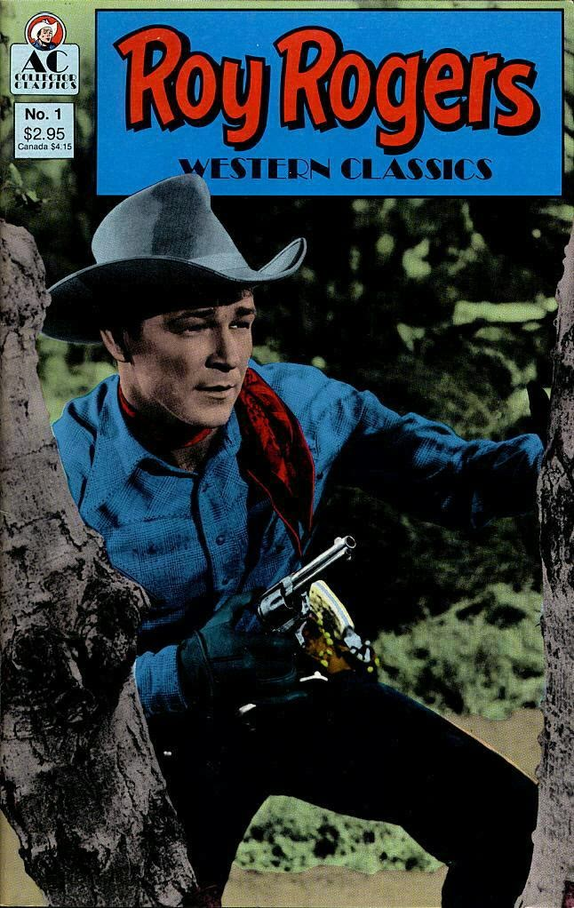 Read online Roy Rogers comic -  Issue #1 - 1