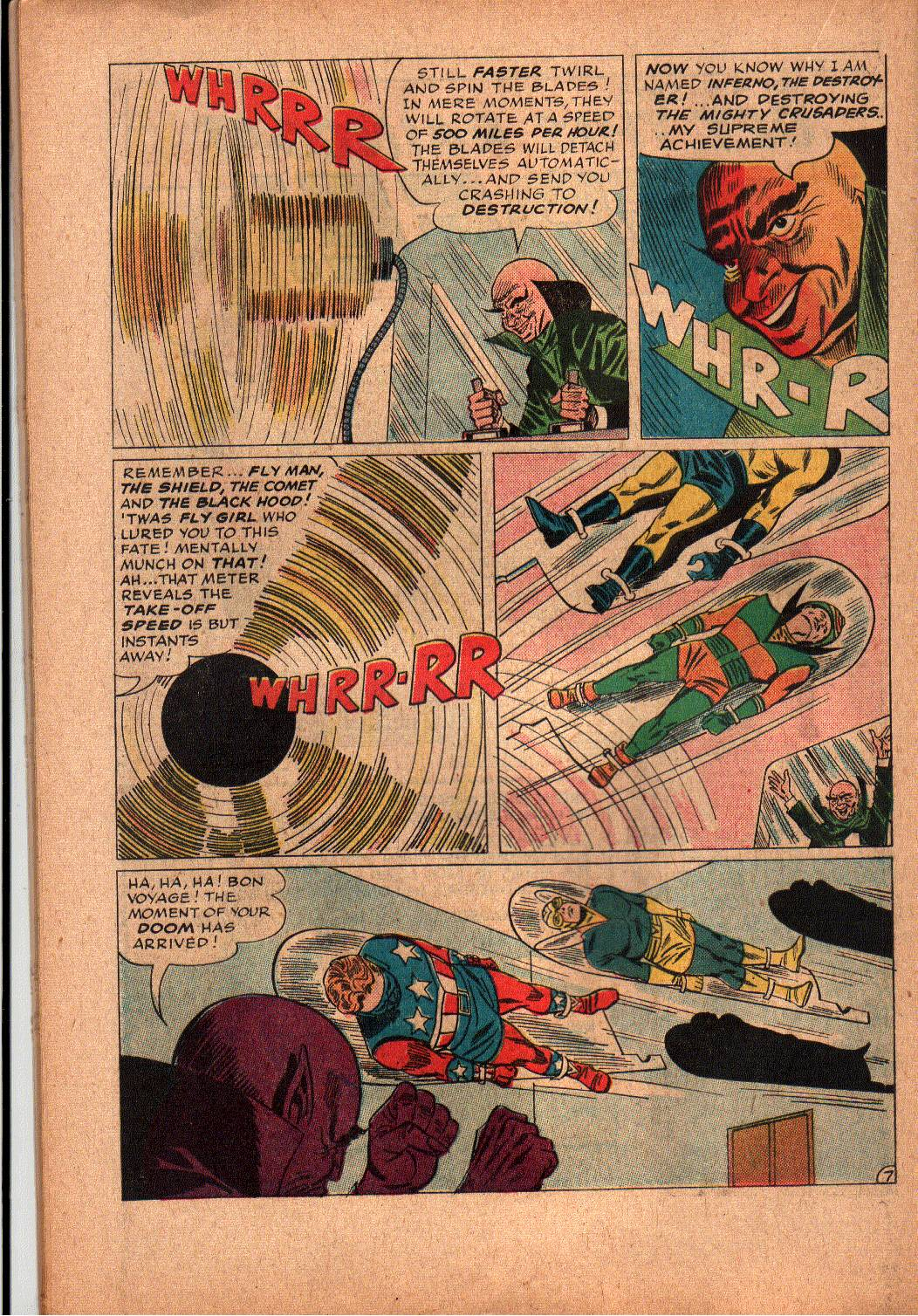 The Mighty Crusaders (1965) Issue #2 #2 - English 16
