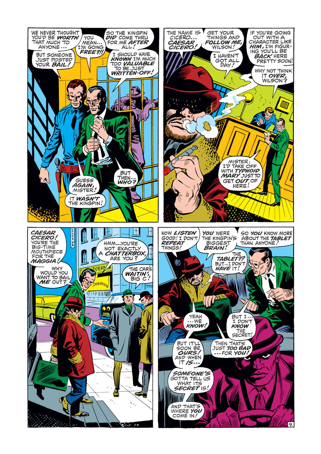 The Amazing Spider-Man (1963) 73 Page 9