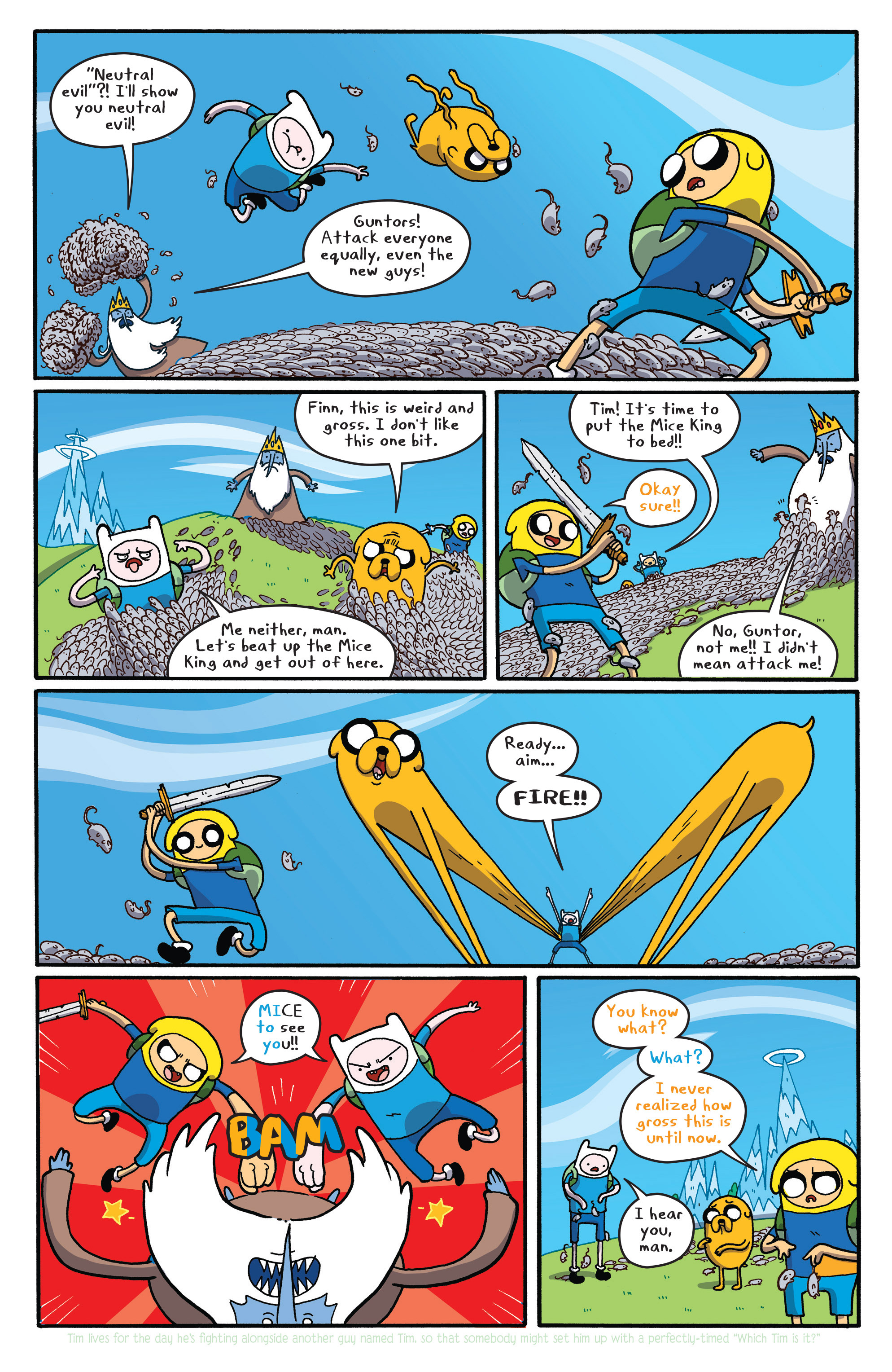 Read online Adventure Time comic -  Issue #Adventure Time _TPB 2 - 20