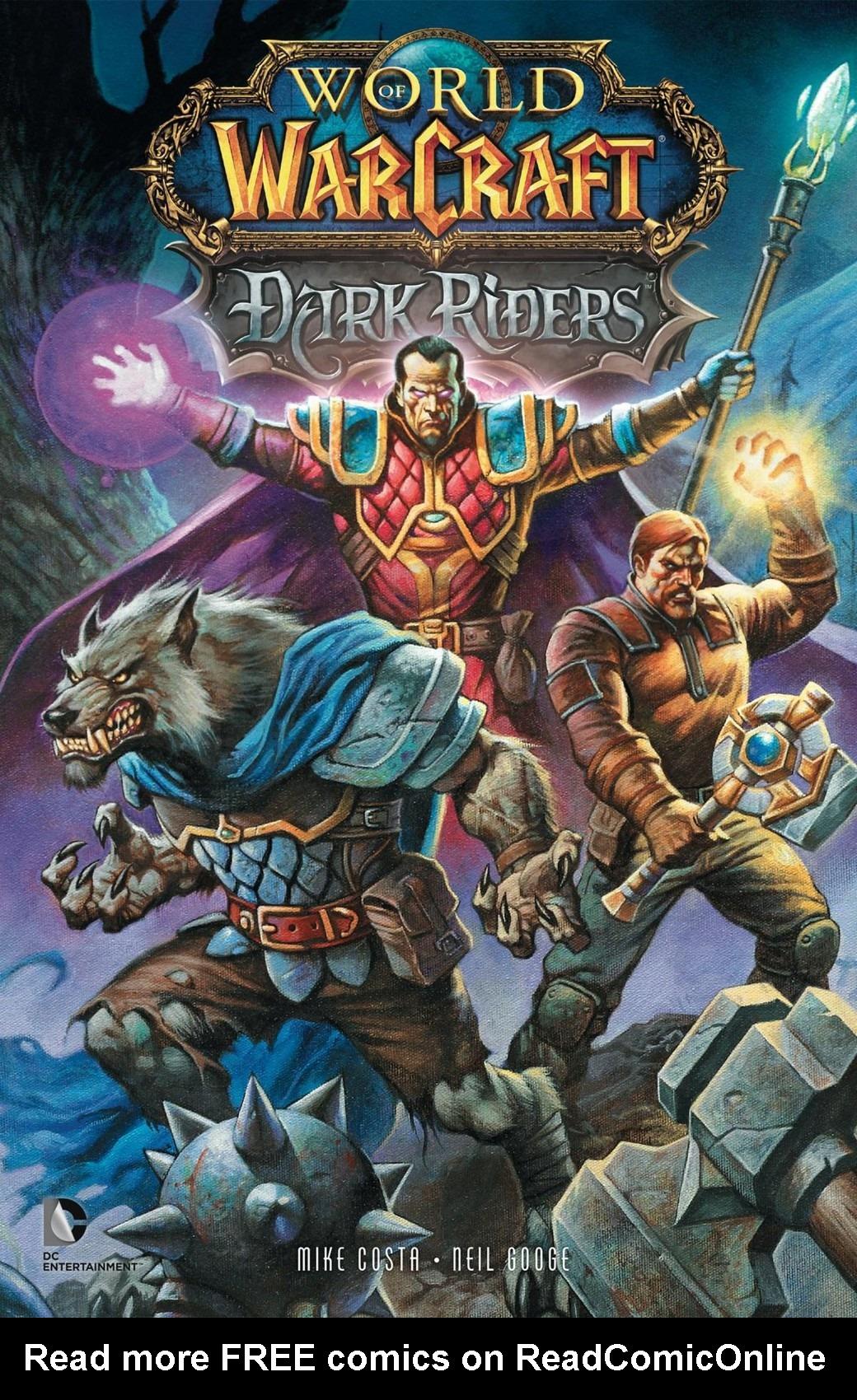 Read online World of Warcraft: Dark Riders comic -  Issue # Full - 1
