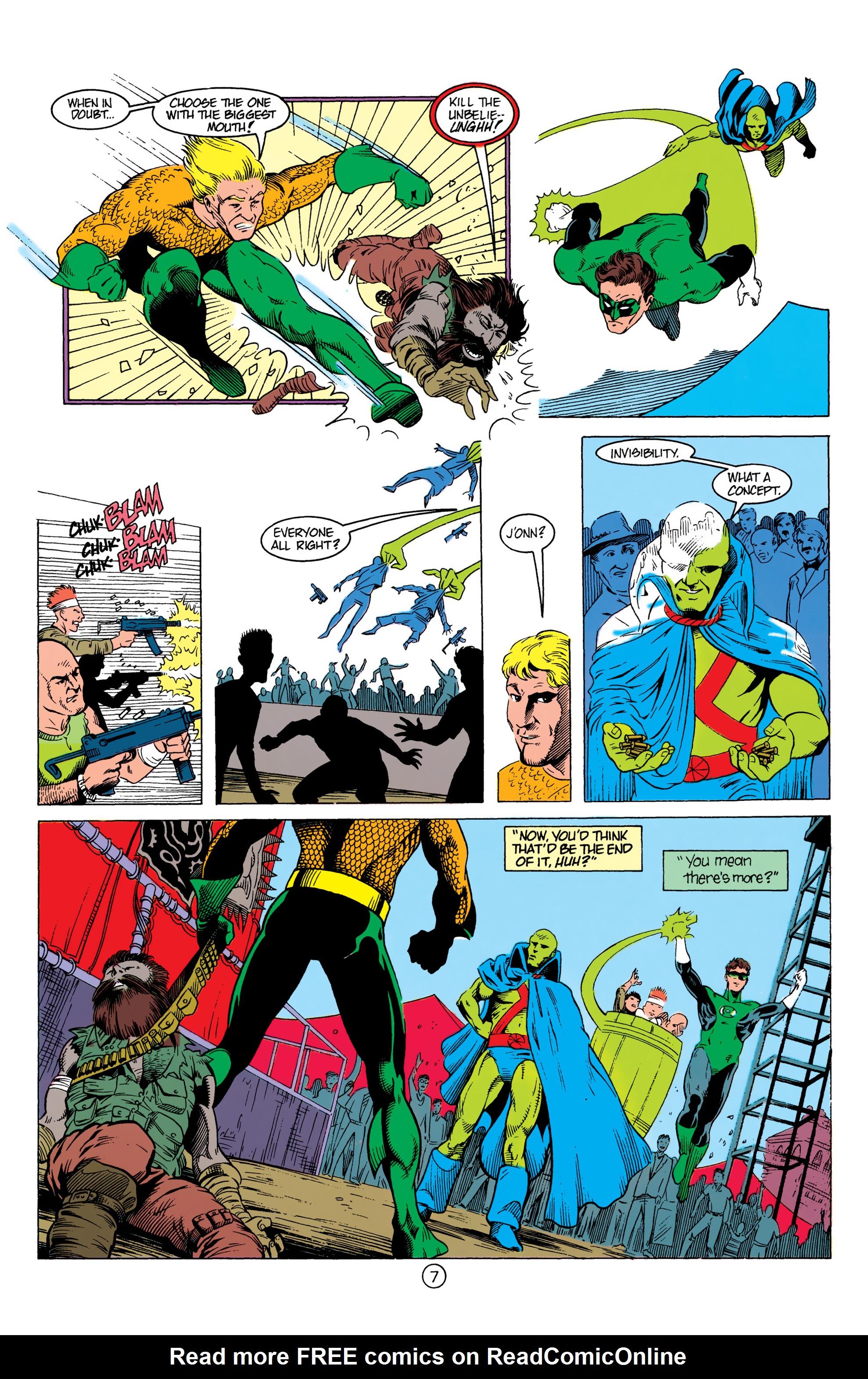 Read online Aquaman (1991) comic -  Issue #13 - 8