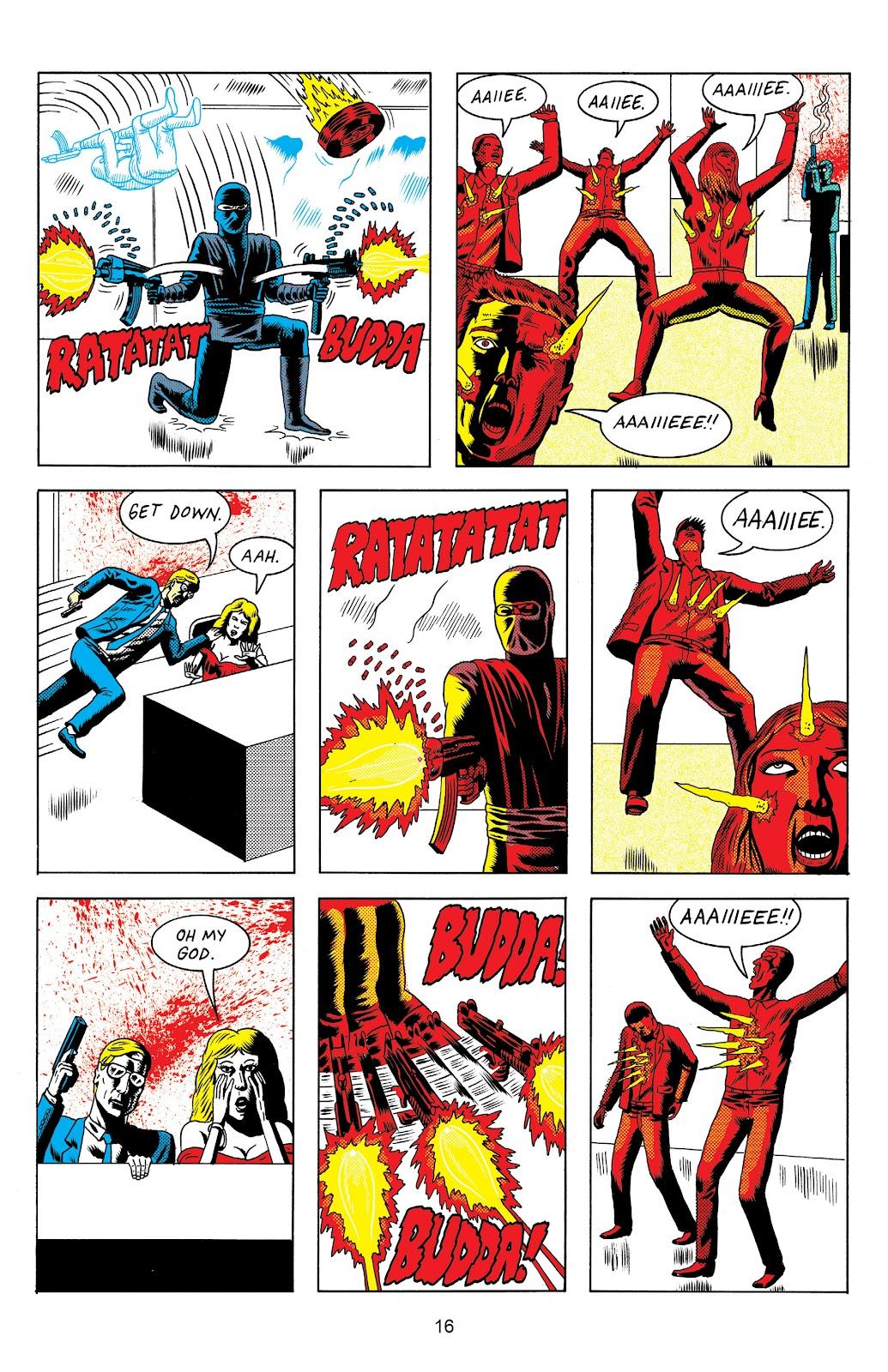 Read online Terror Assaulter: O.M.W.O.T (One Man War On Terror) comic -  Issue # TPB - 17
