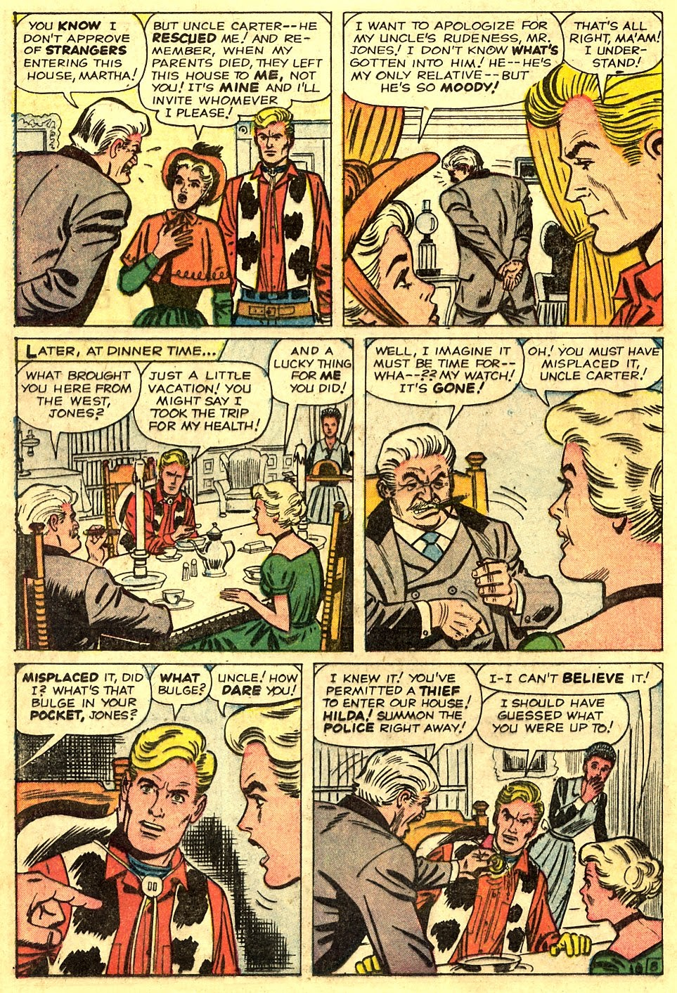 Kid Colt Outlaw issue 108 - Page 12