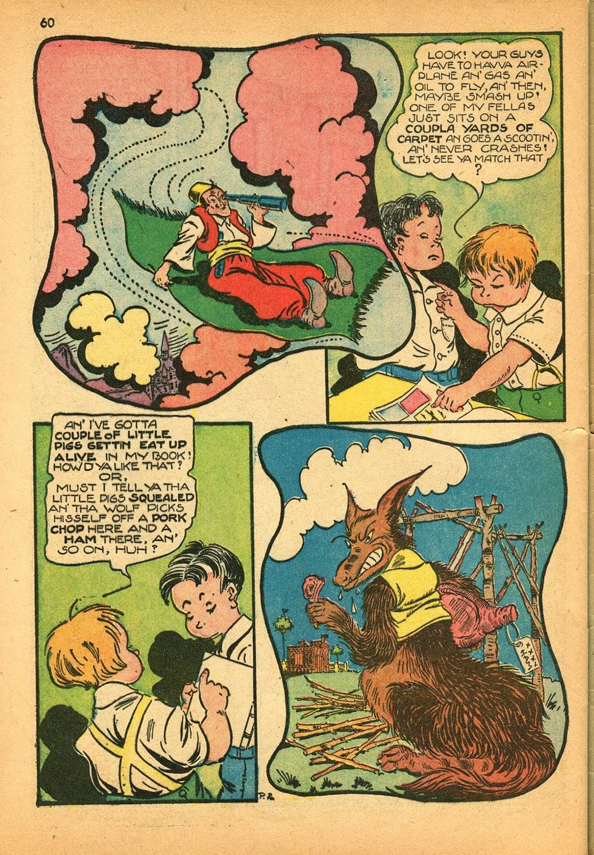 Read online Super-Magician Comics comic -  Issue #9 - 59