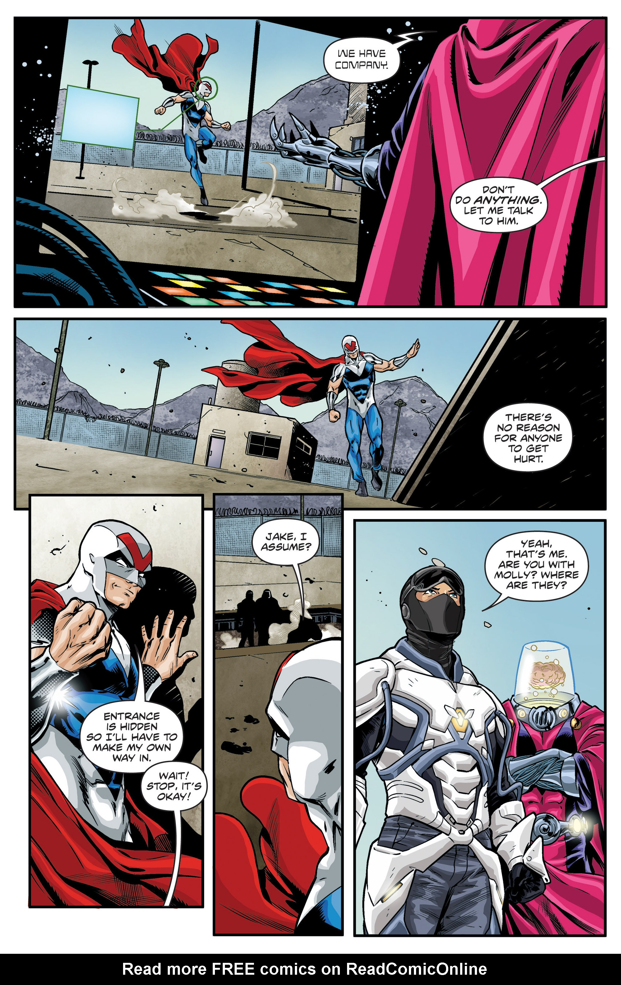 Actionverse 5 Page 13
