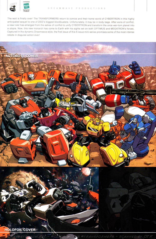 Read online Transformers Armada comic -  Issue #8 - 25