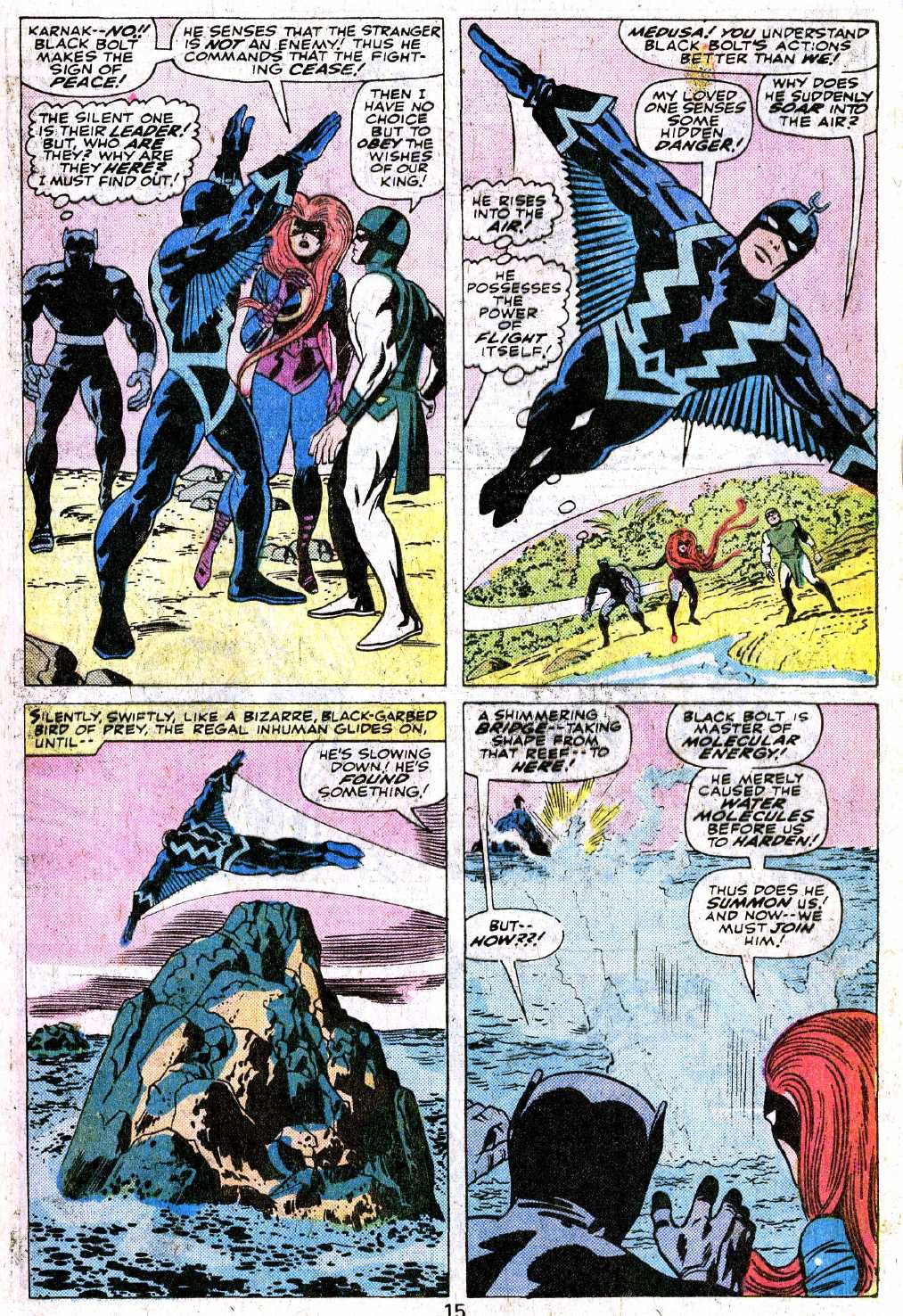 Giant-Size Fantastic Four issue 5 - Page 17