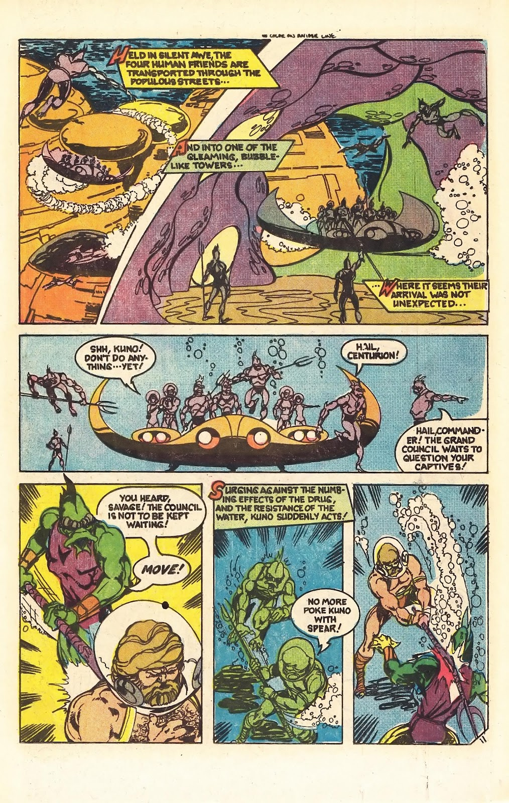Read online Doomsday   1 (1975) comic -  Issue #4 - 15
