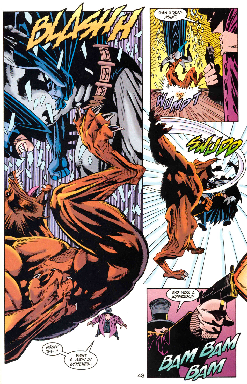 Read online Batman: Haunted Gotham comic -  Issue #1 - 45