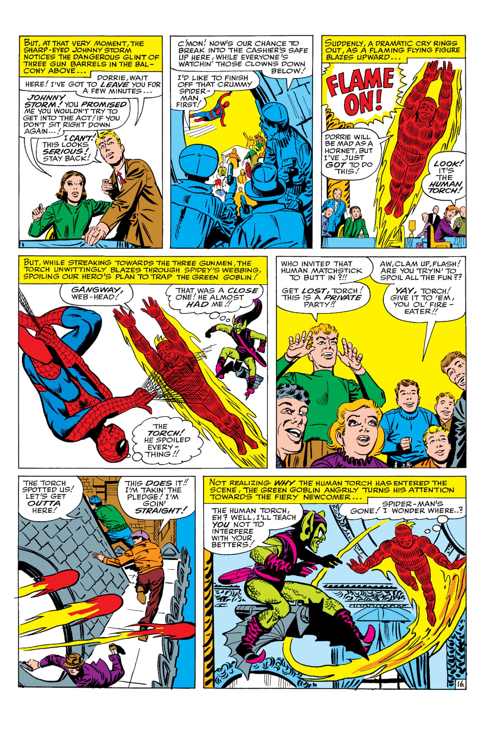 The Amazing Spider-Man (1963) 17 Page 16
