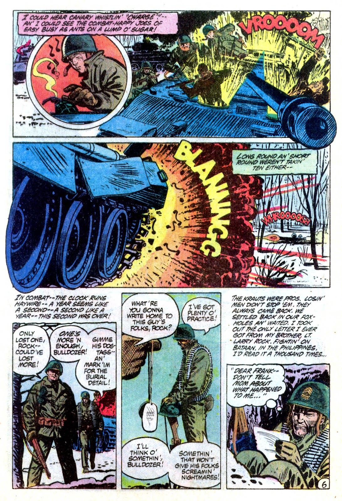 Sgt. Rock issue Annual 2 - Page 8