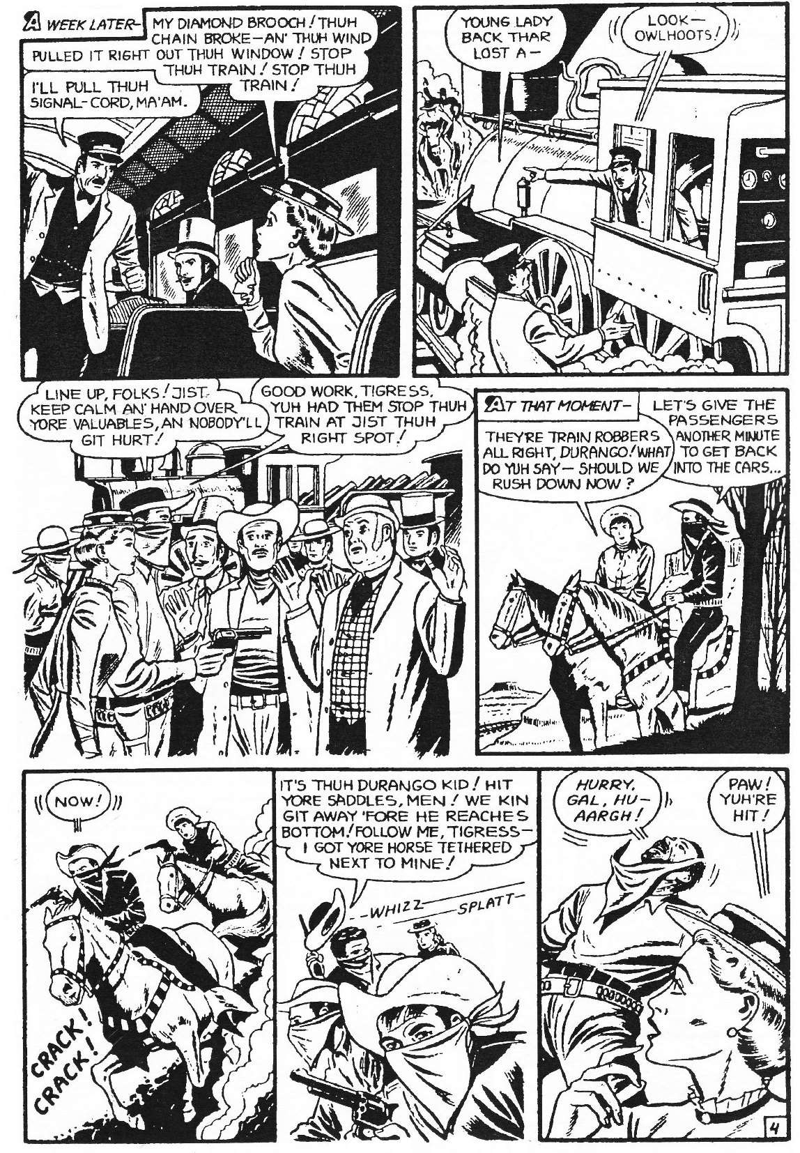 Read online Men of Mystery Comics comic -  Issue #82 - 190