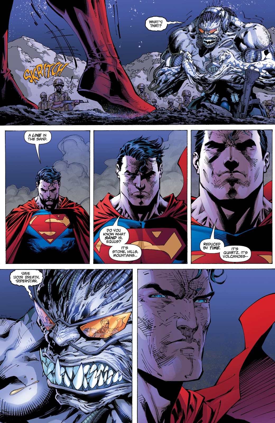 Read online Superman: For Tomorrow comic -  Issue # TPB (Part 1) - 88