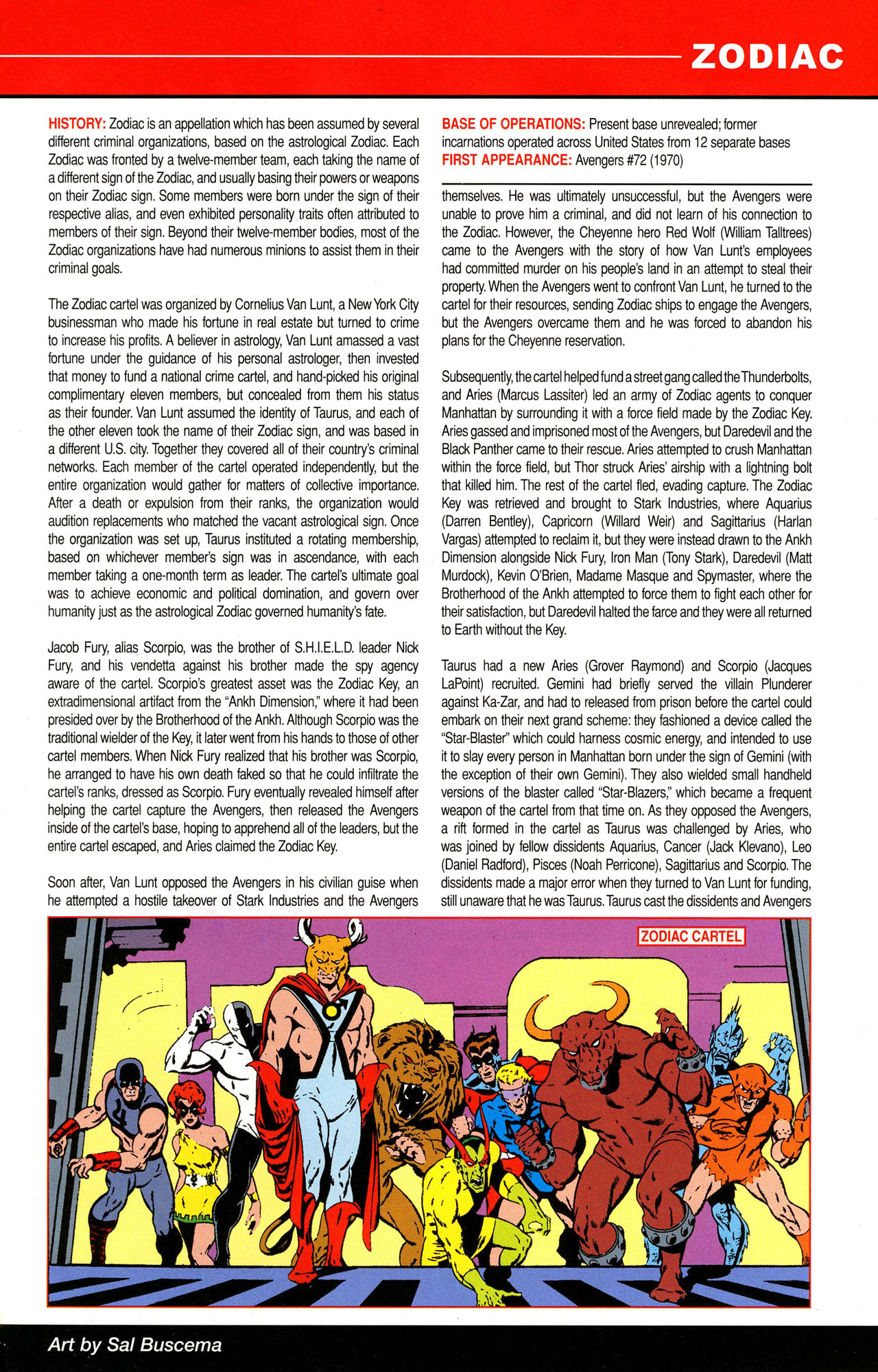 Read online All-New Official Handbook of the Marvel Universe A to Z comic -  Issue #12 - 59