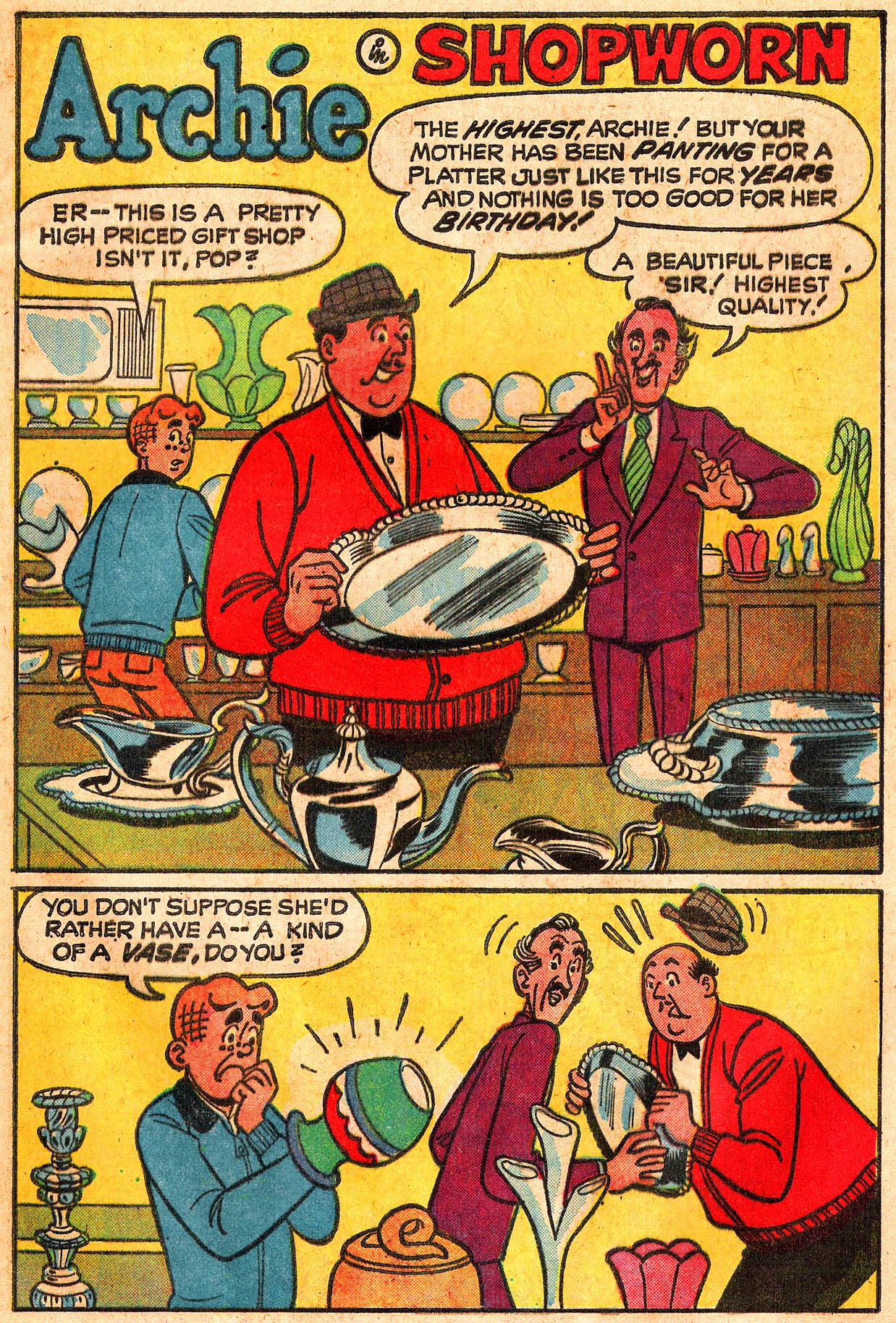 Read online Archie (1960) comic -  Issue #225 - 29