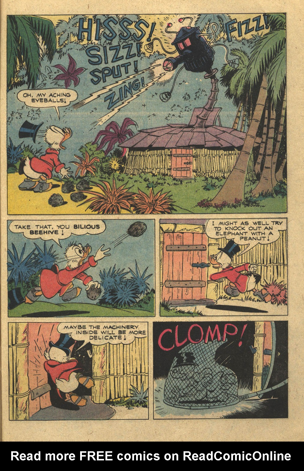 Read online Uncle Scrooge (1953) comic -  Issue #111 - 25