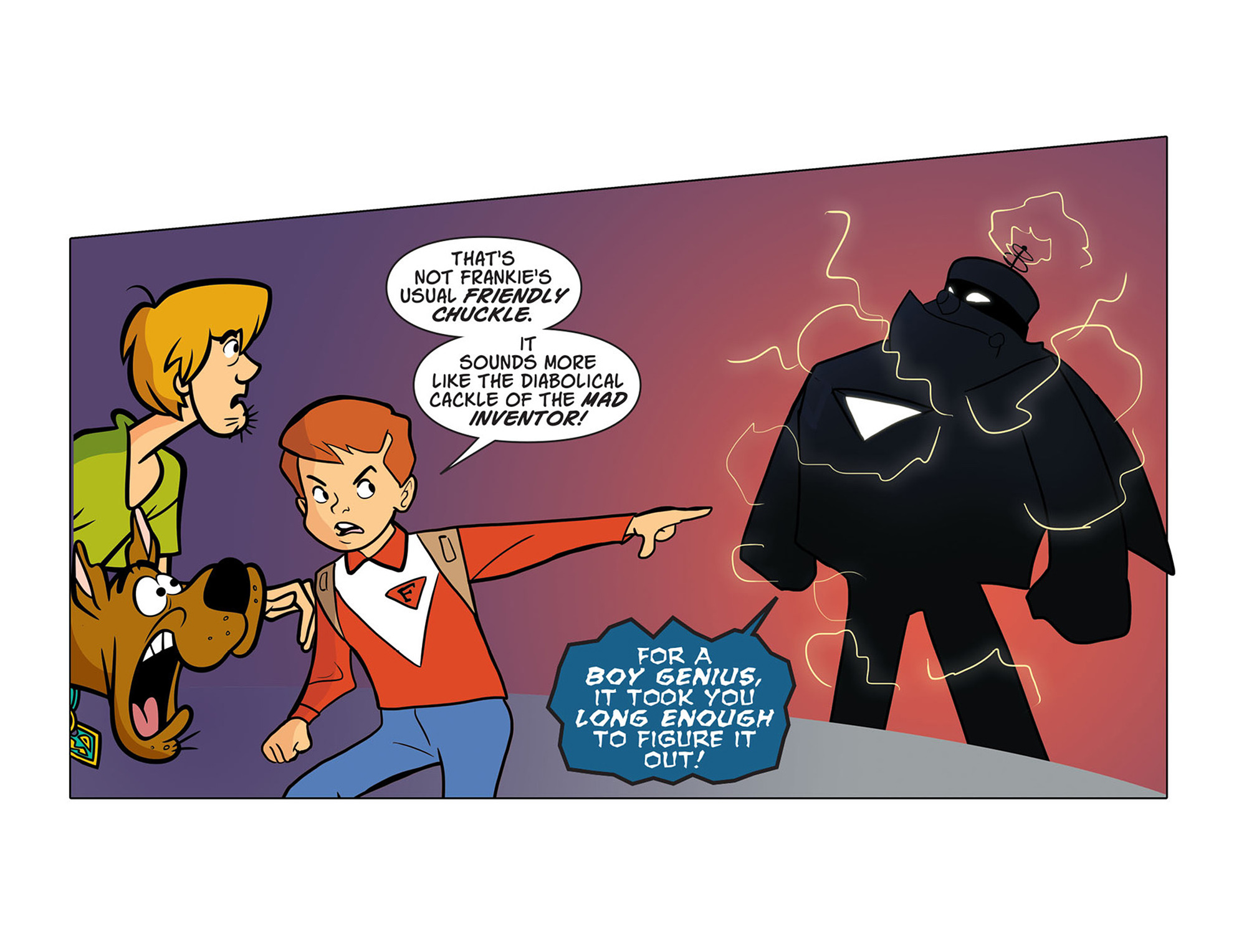 Read online Scooby-Doo! Team-Up comic -  Issue #43 - 21