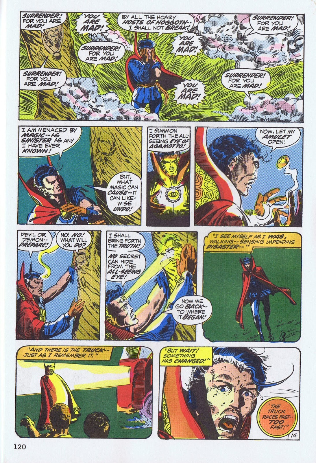 Doctor Strange: Master of the Mystic Arts issue TPB - Page 114