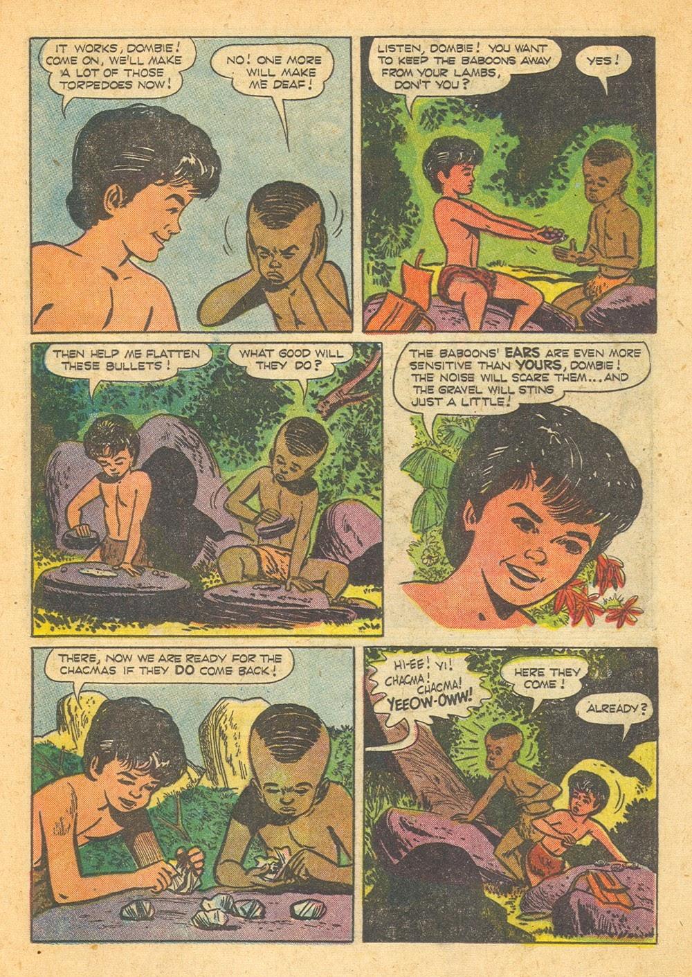 Tarzan (1948) issue 57 - Page 21