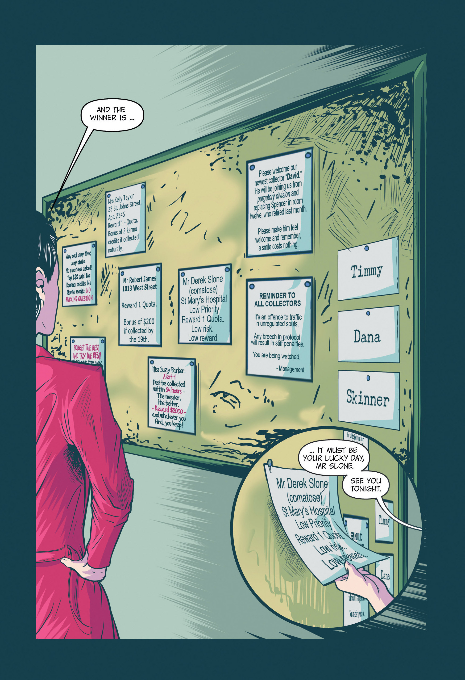 Read online Redemption Heights comic -  Issue # Full - 11