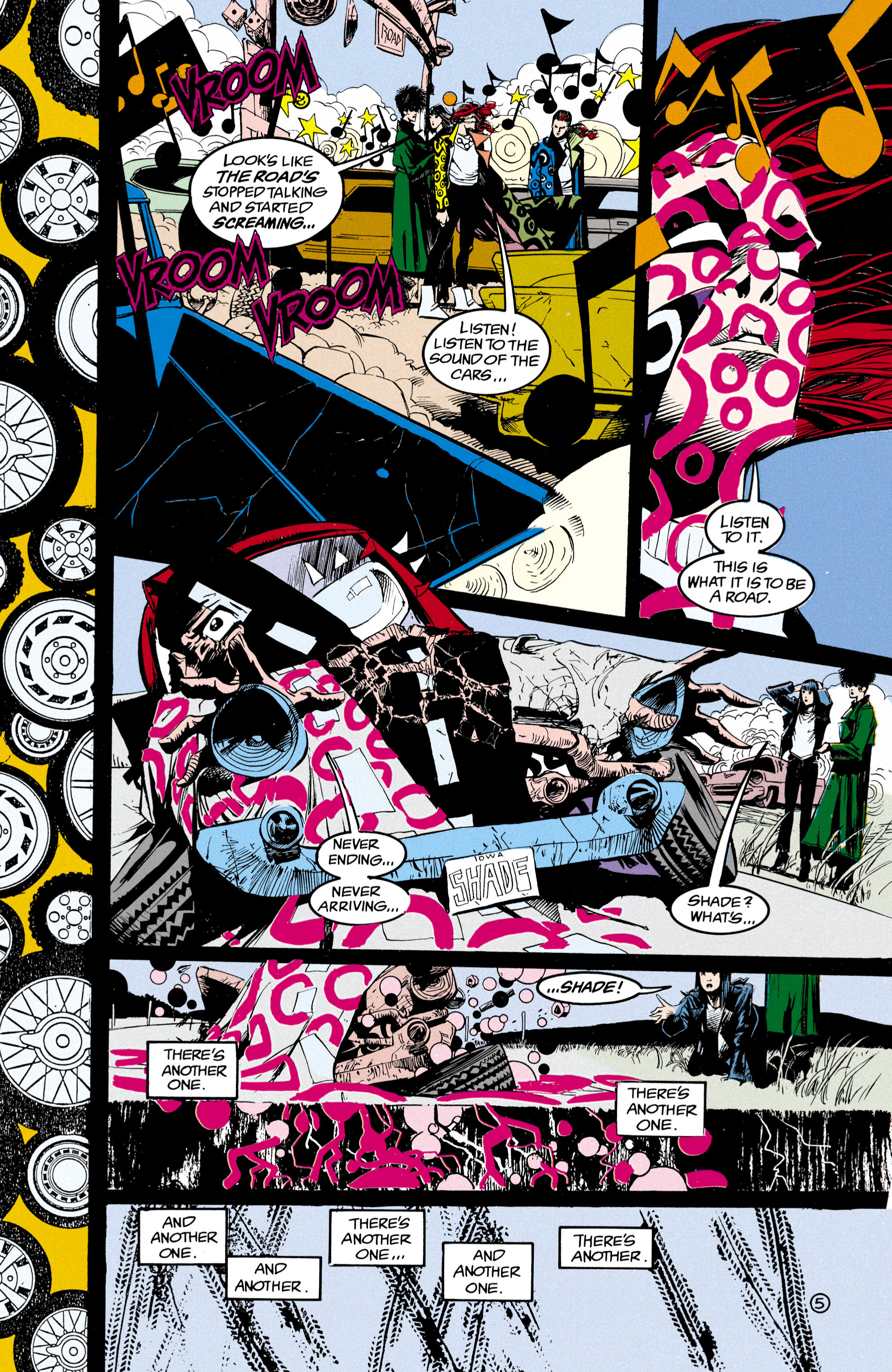 Read online Shade, the Changing Man comic -  Issue #24 - 6