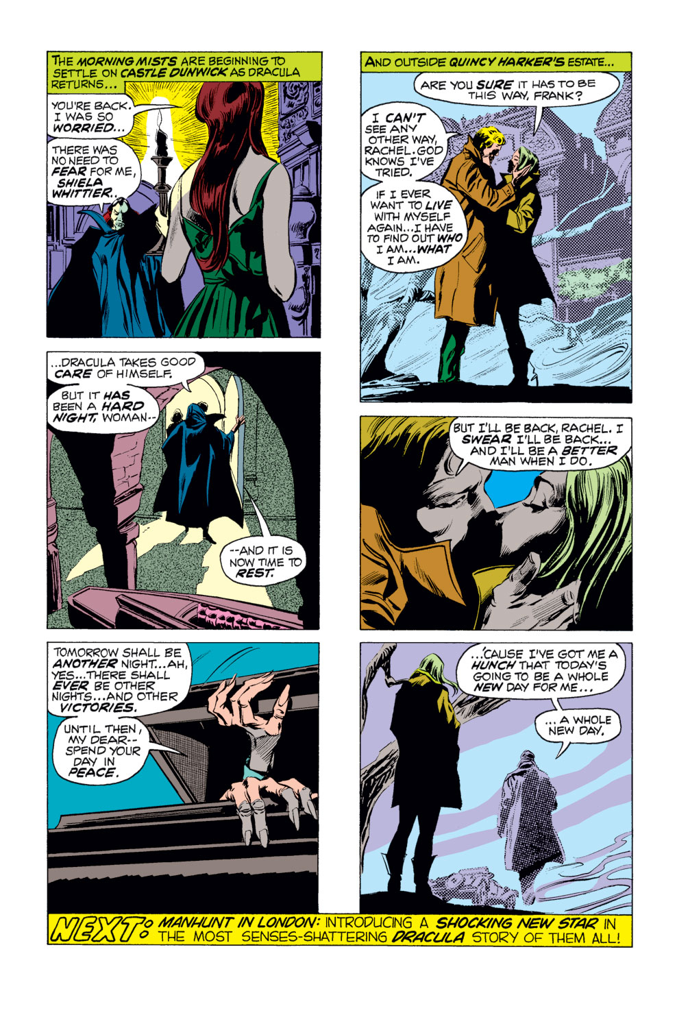 Tomb of Dracula (1972) issue 24 - Page 19
