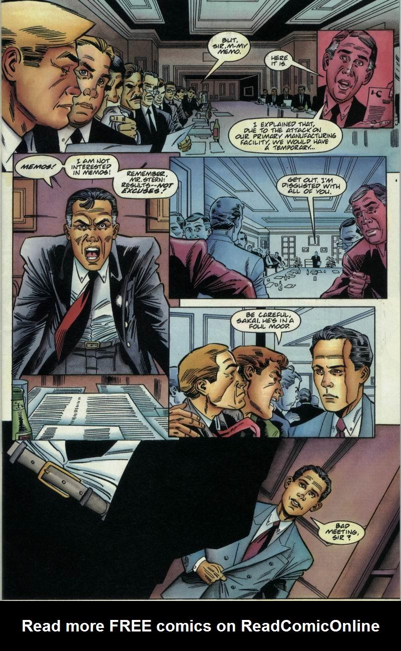 Read online Harbinger Files comic -  Issue #2 - 6