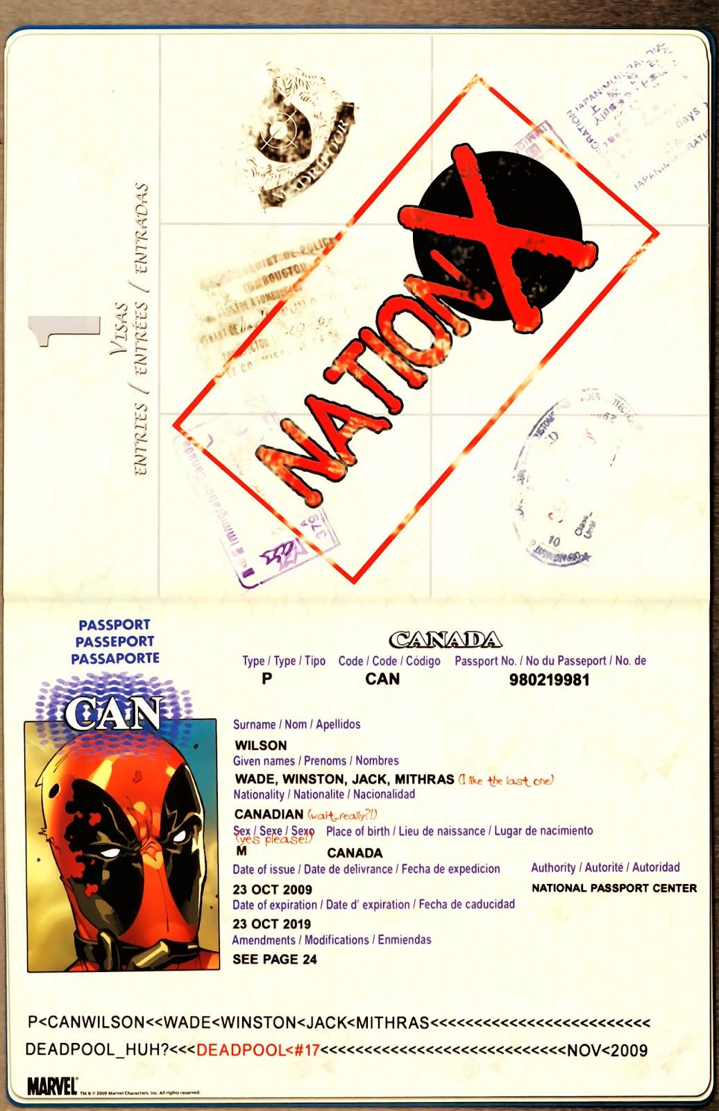 Read online Deadpool (2008) comic -  Issue #900 - 71